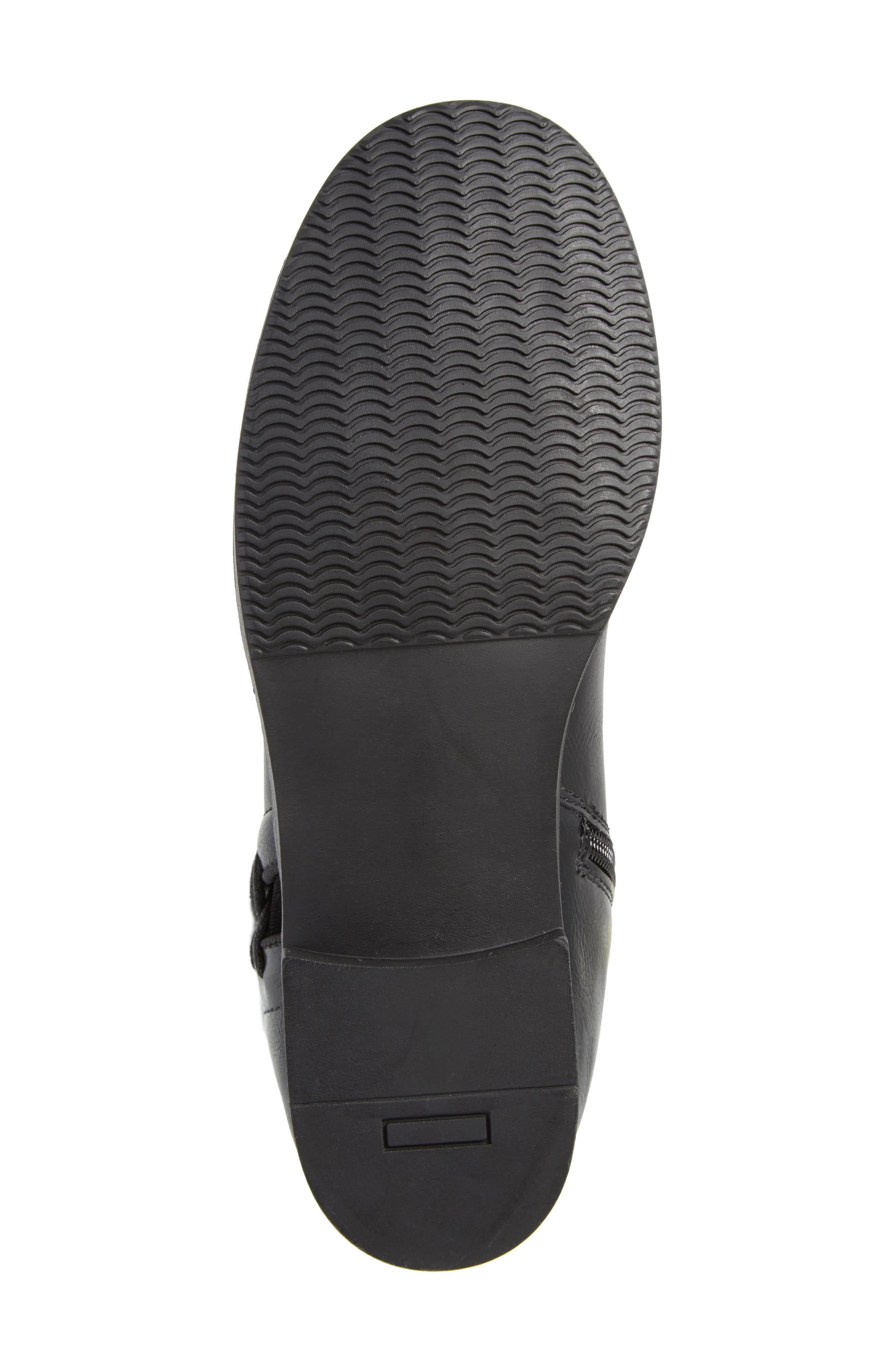 Kennedy Laced Tall Boot,                             Alternate thumbnail 6, color,