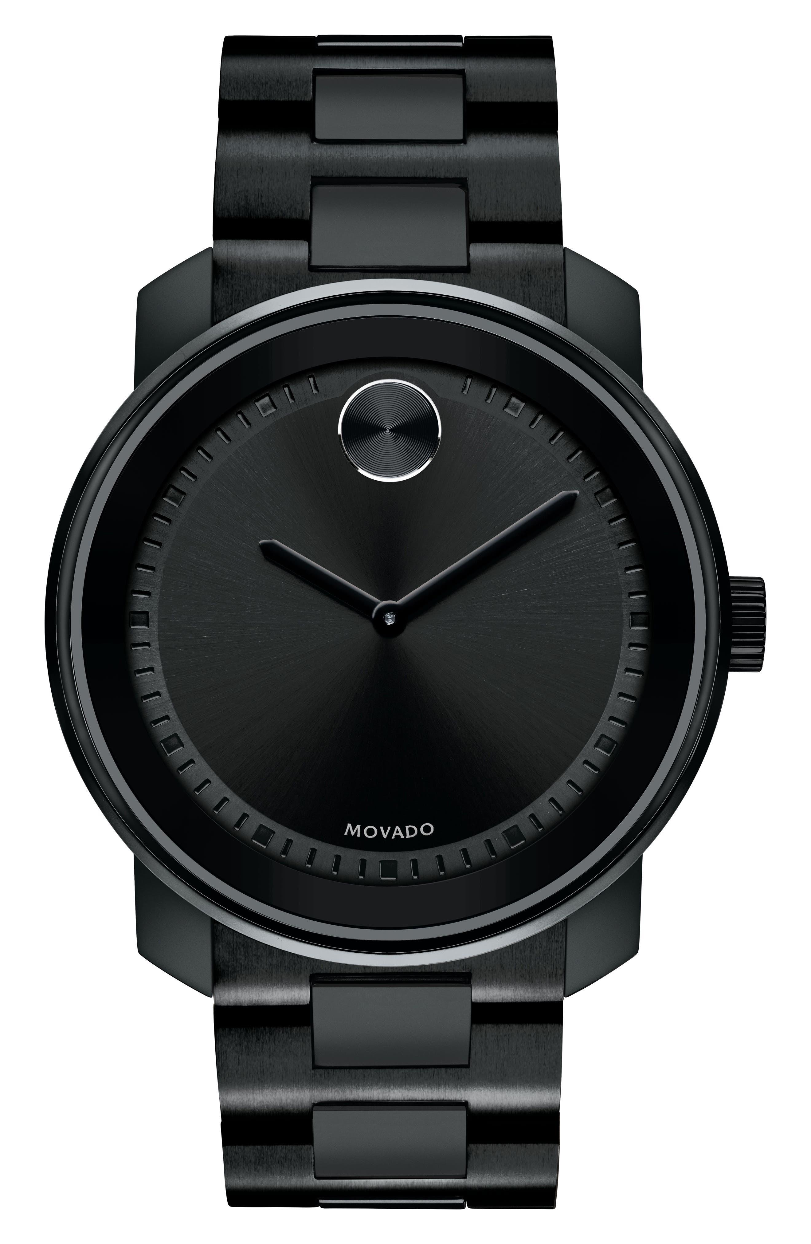 Bold Bracelet Watch, 42mm,                             Main thumbnail 1, color,                             010