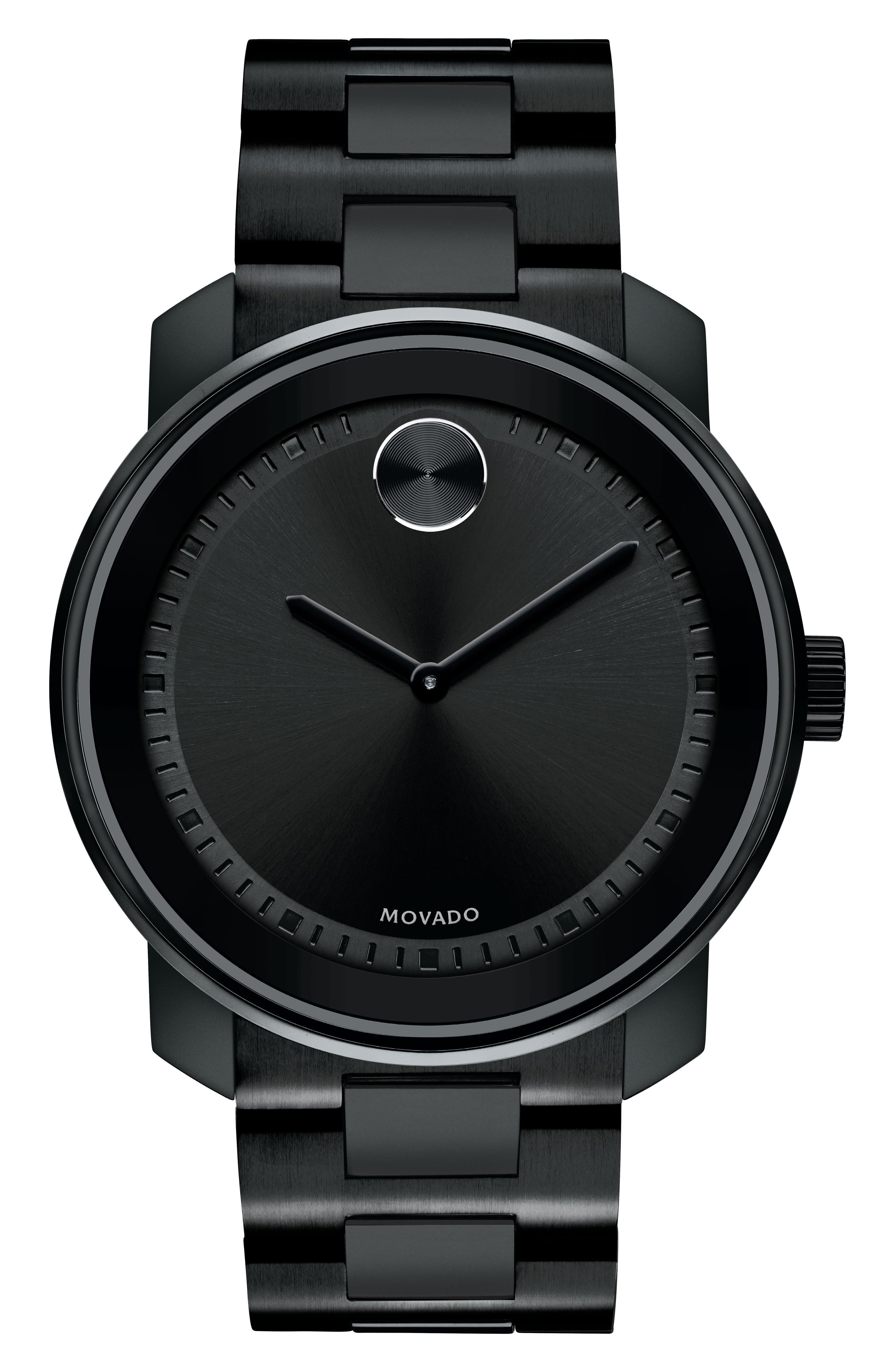 Bold Bracelet Watch, 42mm,                         Main,                         color, 010