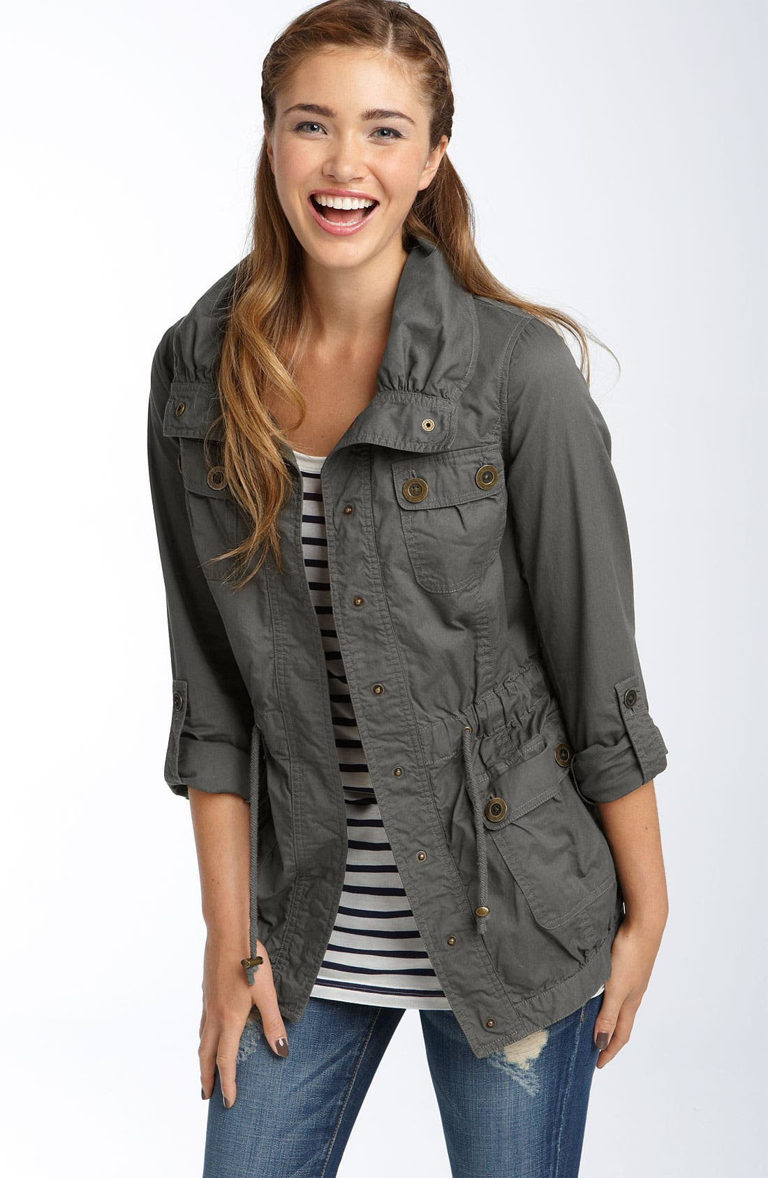 Anorak Jacket, Main, color, 022
