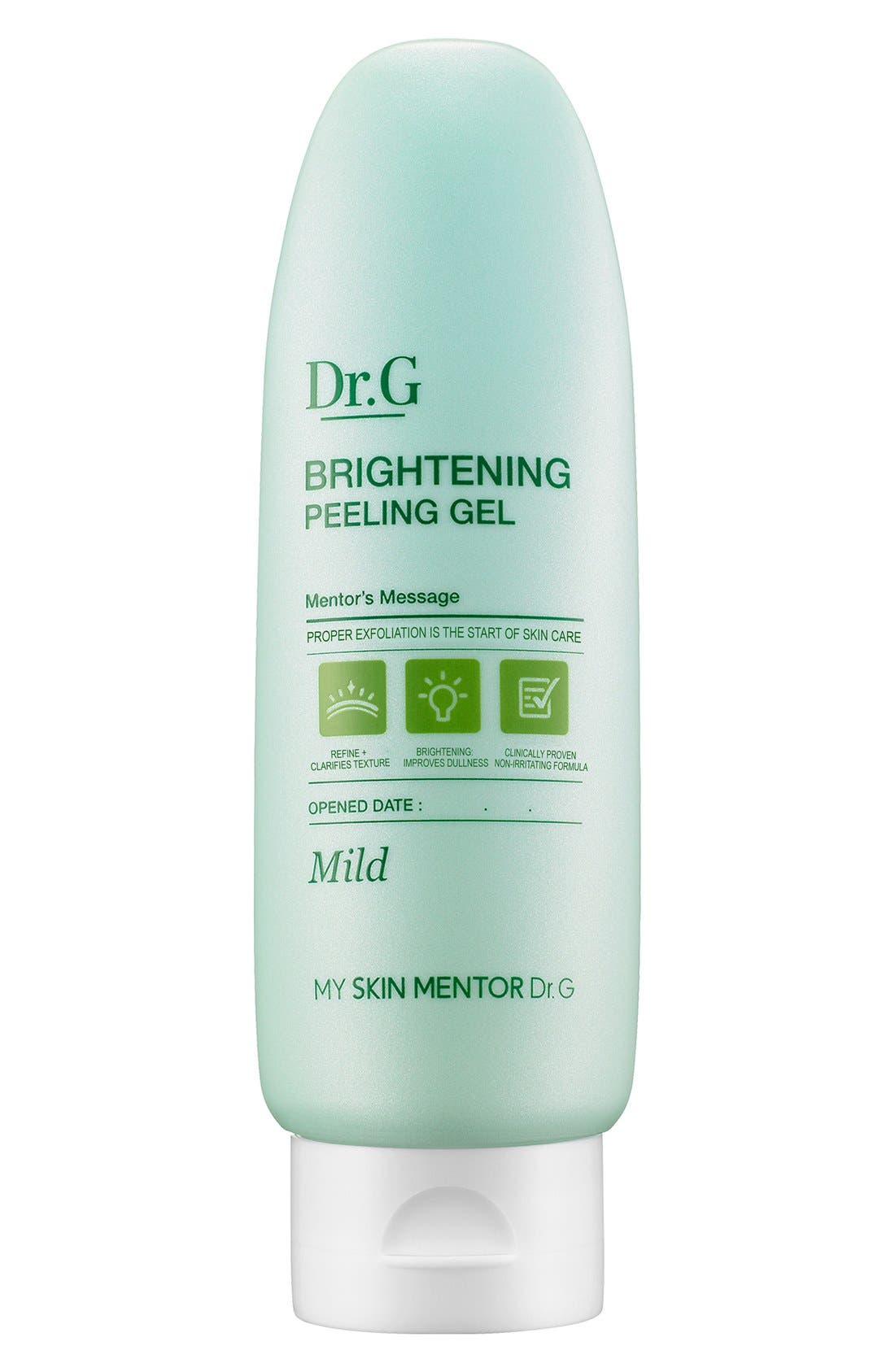 Brightening Peeling Gel,                             Main thumbnail 1, color,                             000