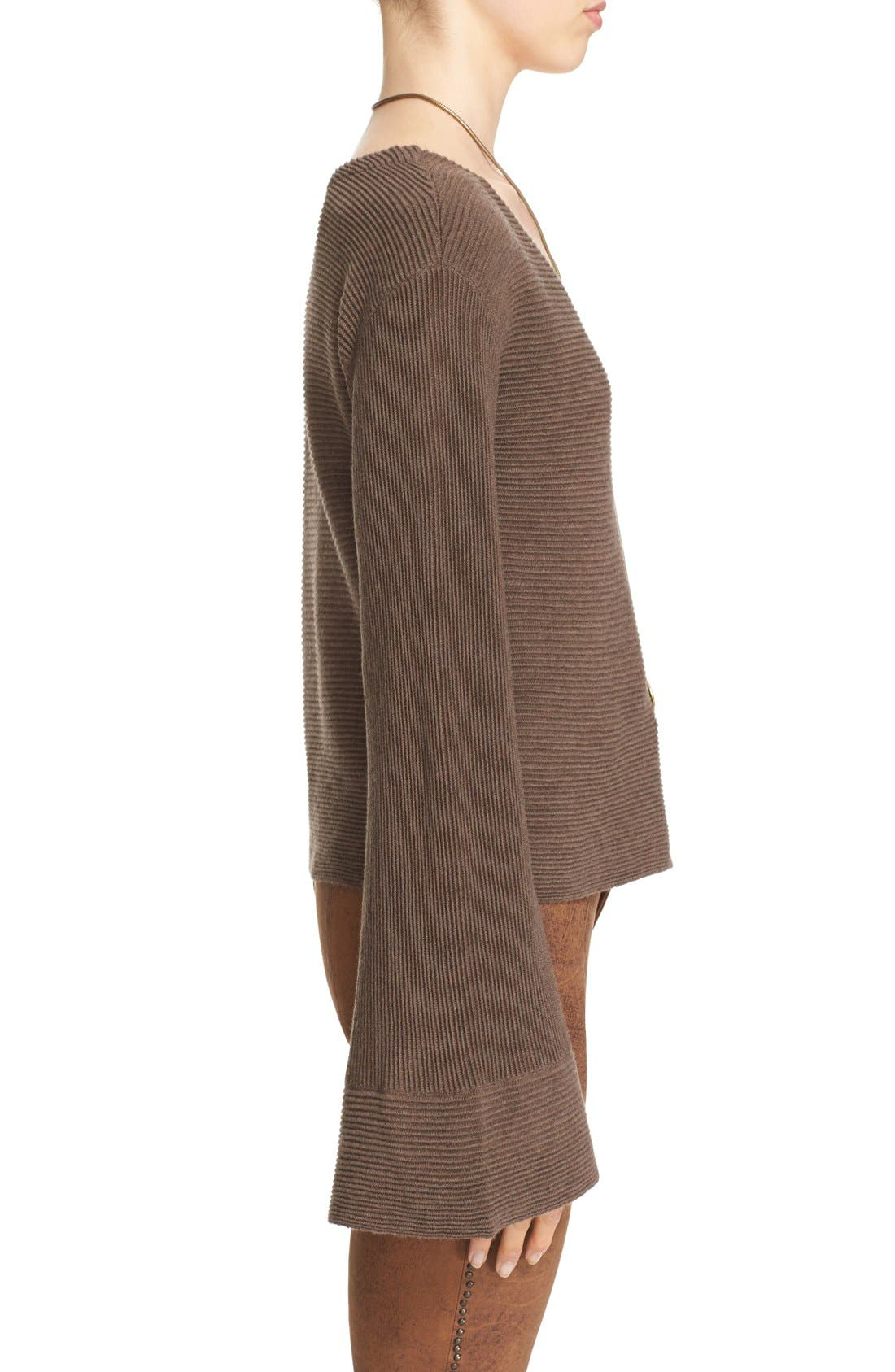 'Starman' Rib Knit Pullover,                             Alternate thumbnail 6, color,                             200
