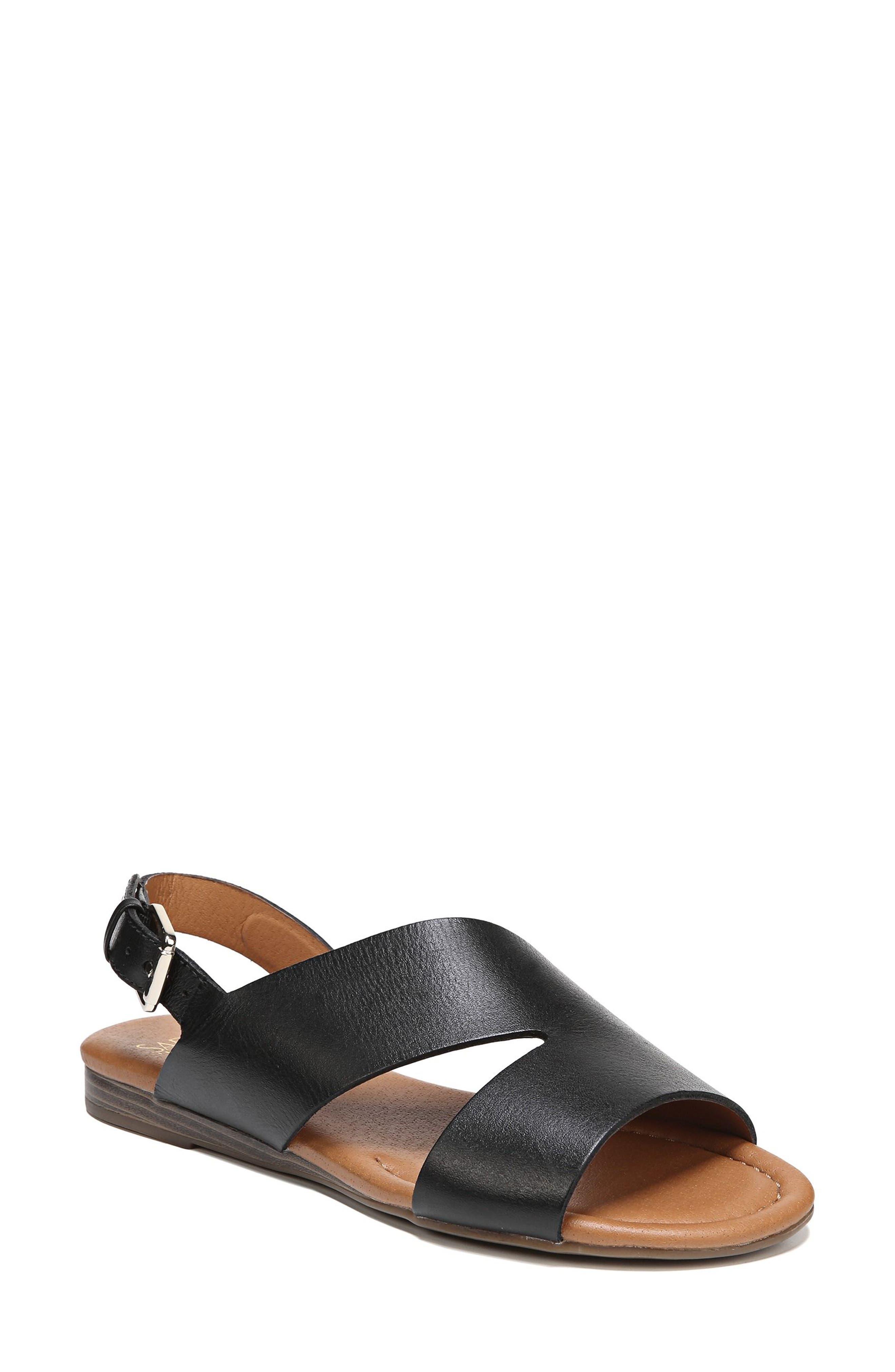 Garza Slingback Sandal,                         Main,                         color, 001