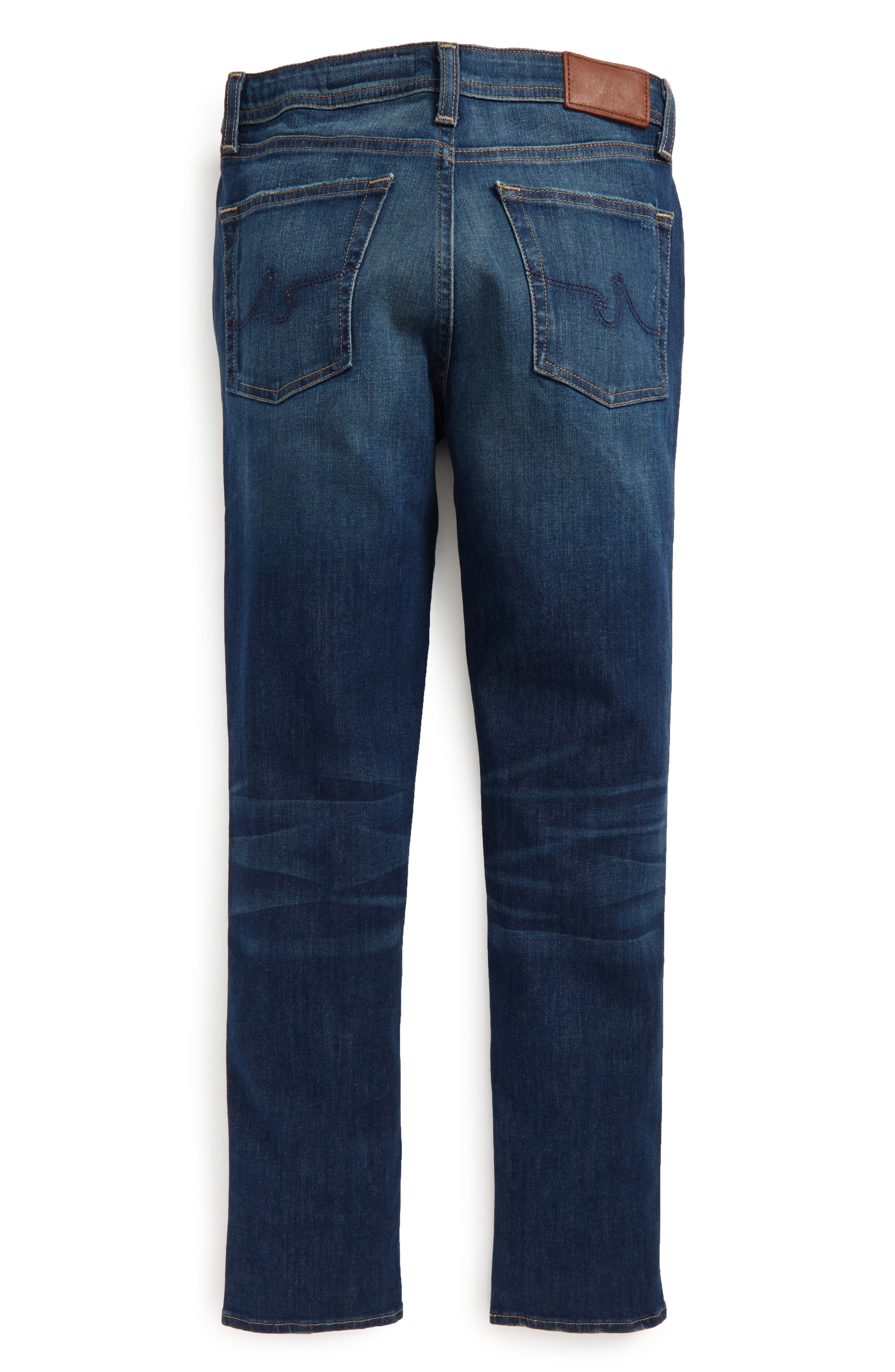 The Noah Slim Straight Leg Jeans,                             Alternate thumbnail 2, color,                             490