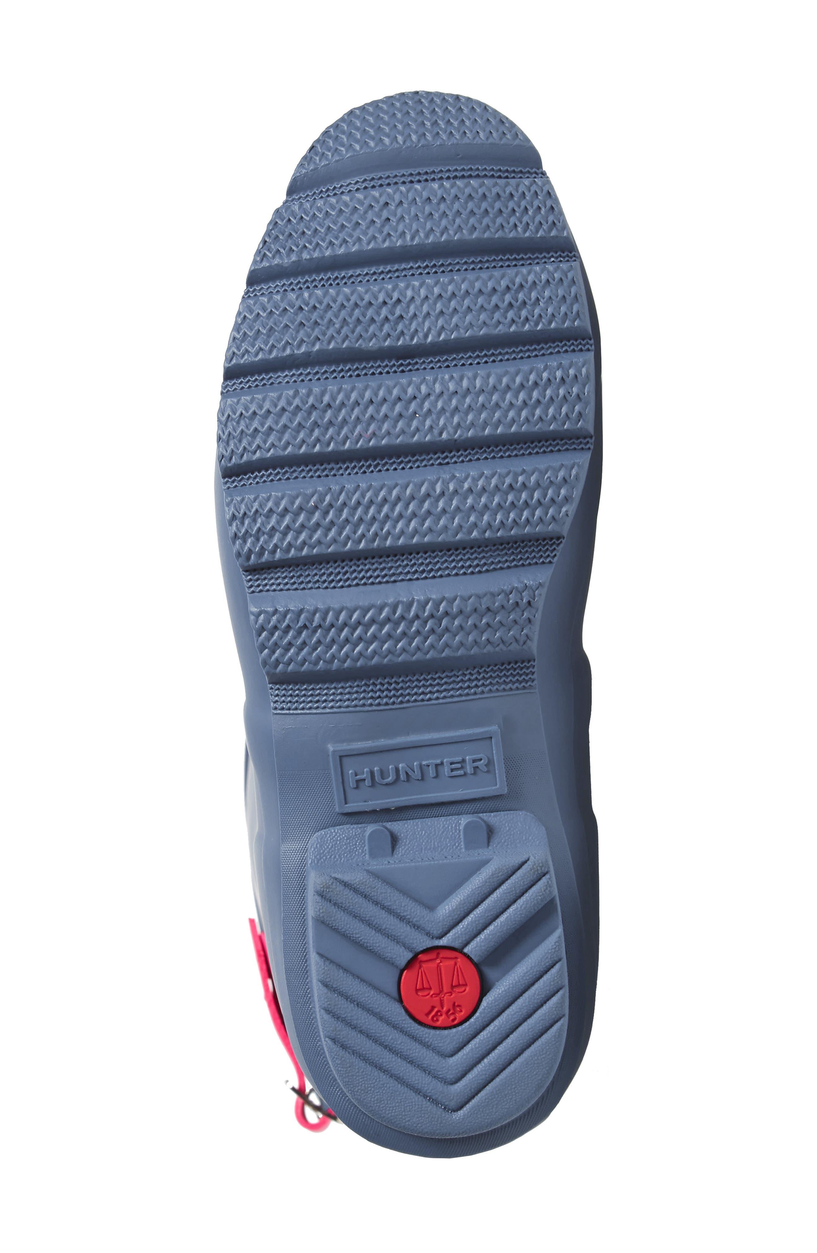Original Short Back Adjustable Rain Boot,                             Alternate thumbnail 63, color,