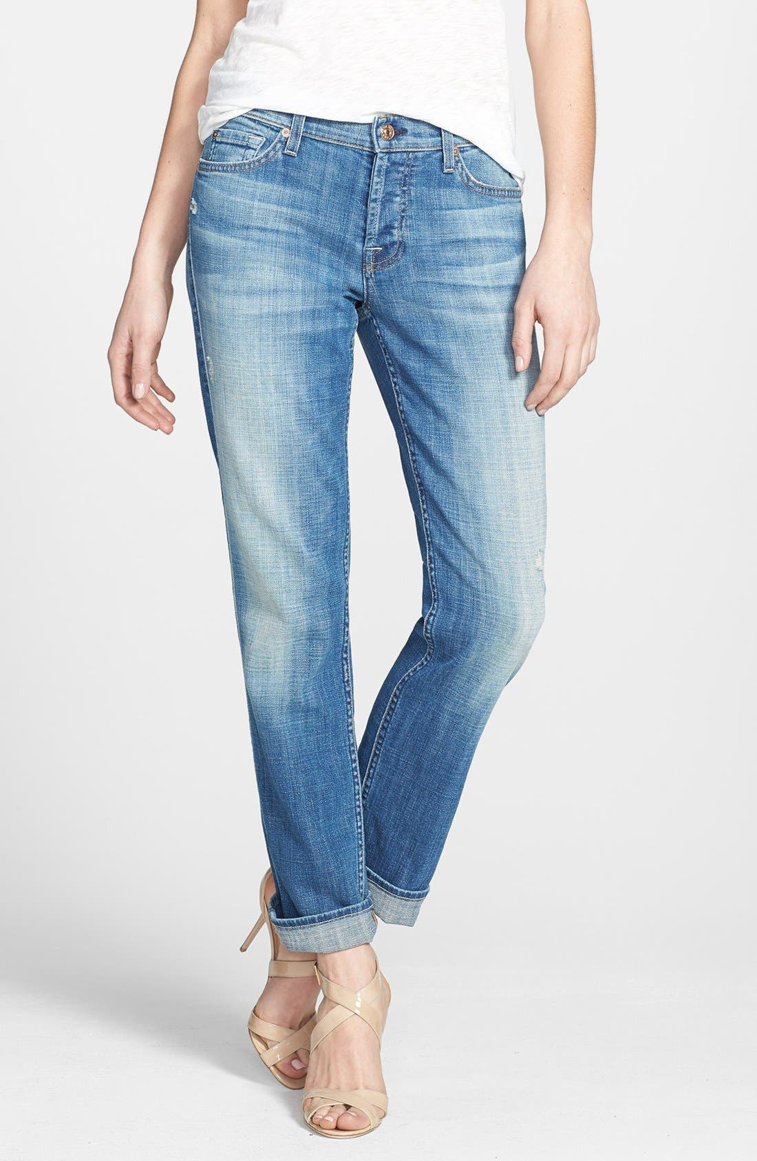 Josefina Boyfriend Jeans,                         Main,                         color,