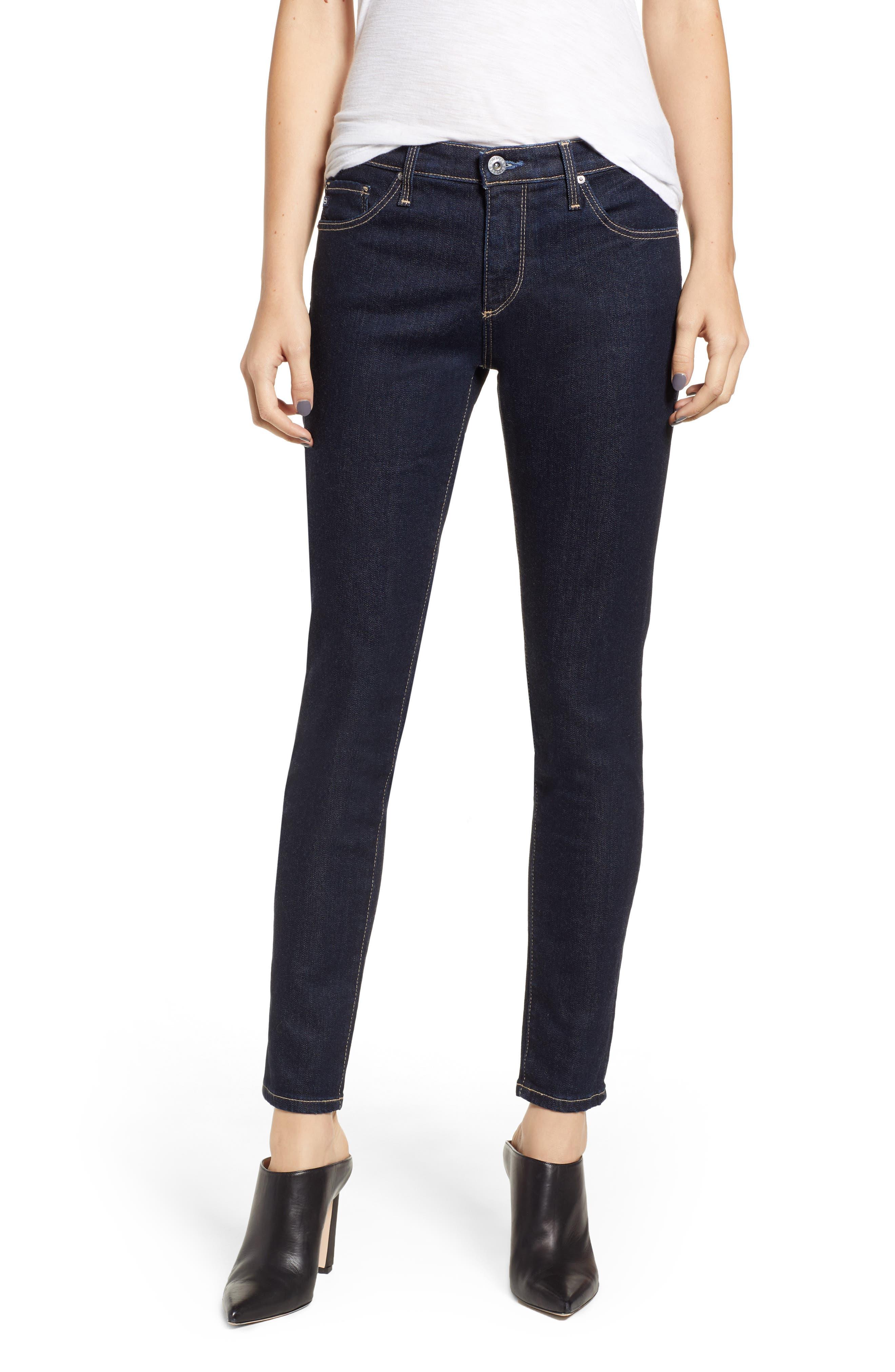 The Legging Ankle Super Skinny Jeans,                             Main thumbnail 3, color,