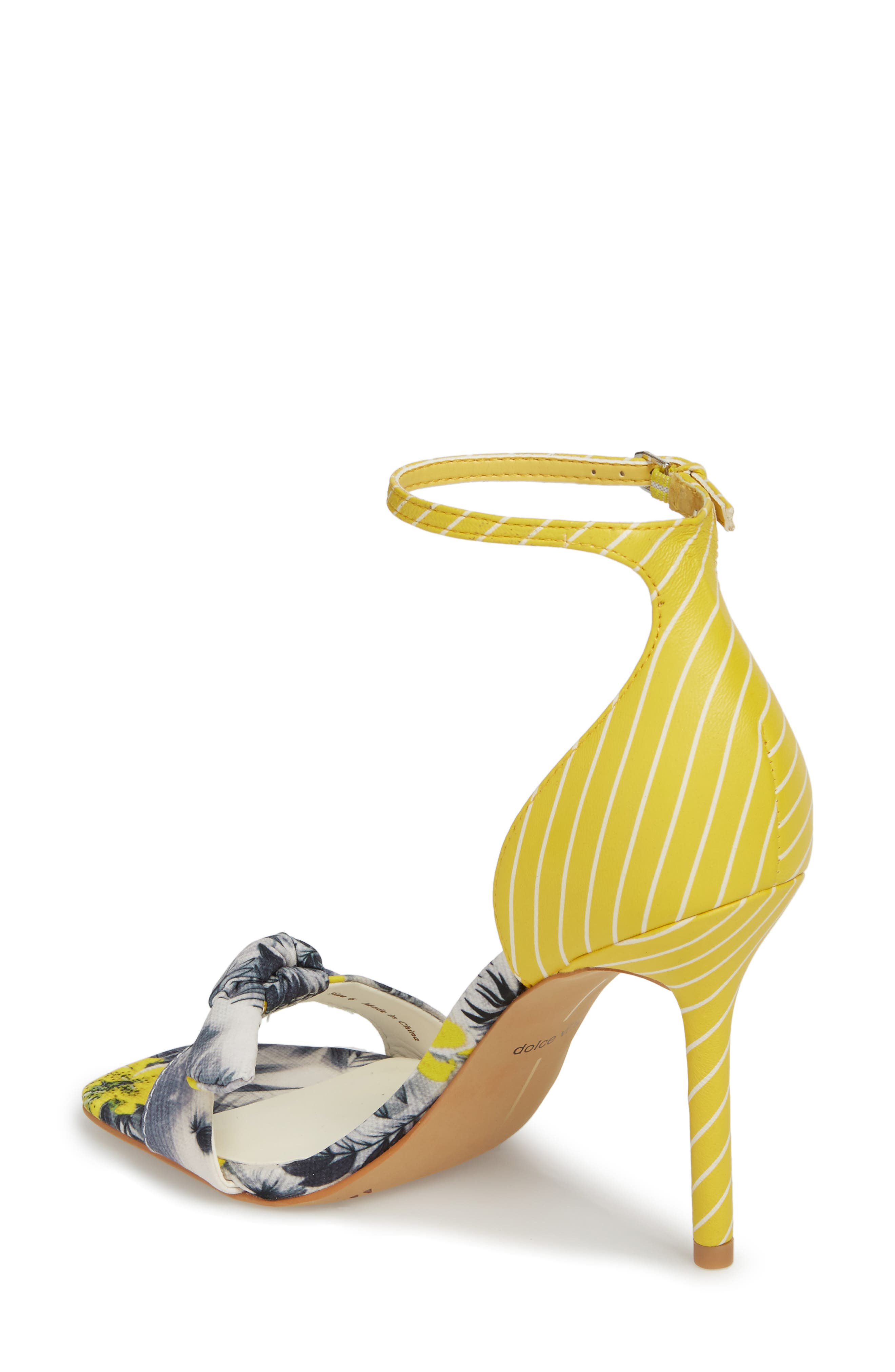 Helana Knotted Sandal,                             Alternate thumbnail 7, color,