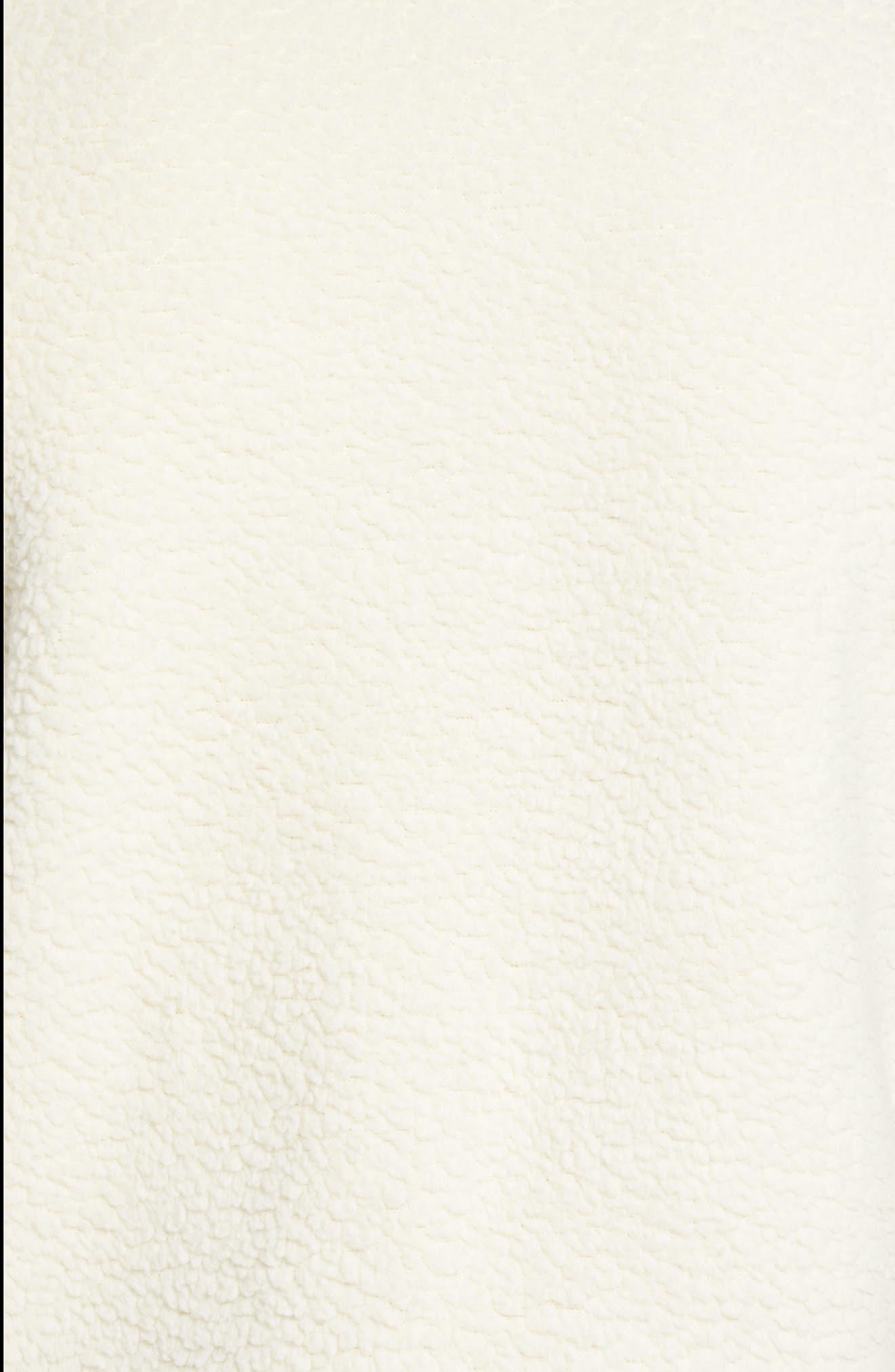 + Champion Fleece Crewneck Sweatshirt,                             Alternate thumbnail 5, color,                             900
