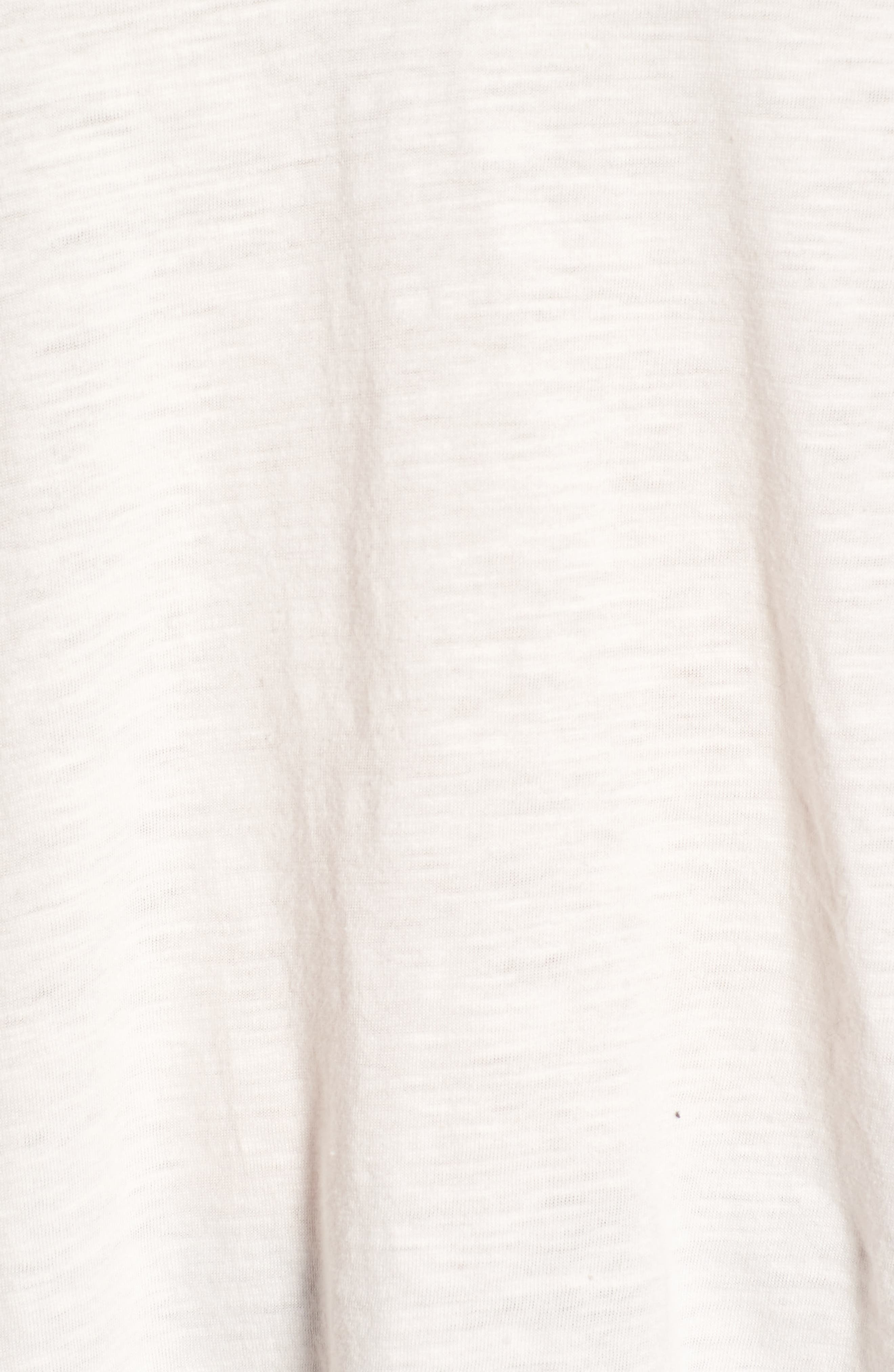 Organic Cotton V-Neck Tee,                             Alternate thumbnail 38, color,