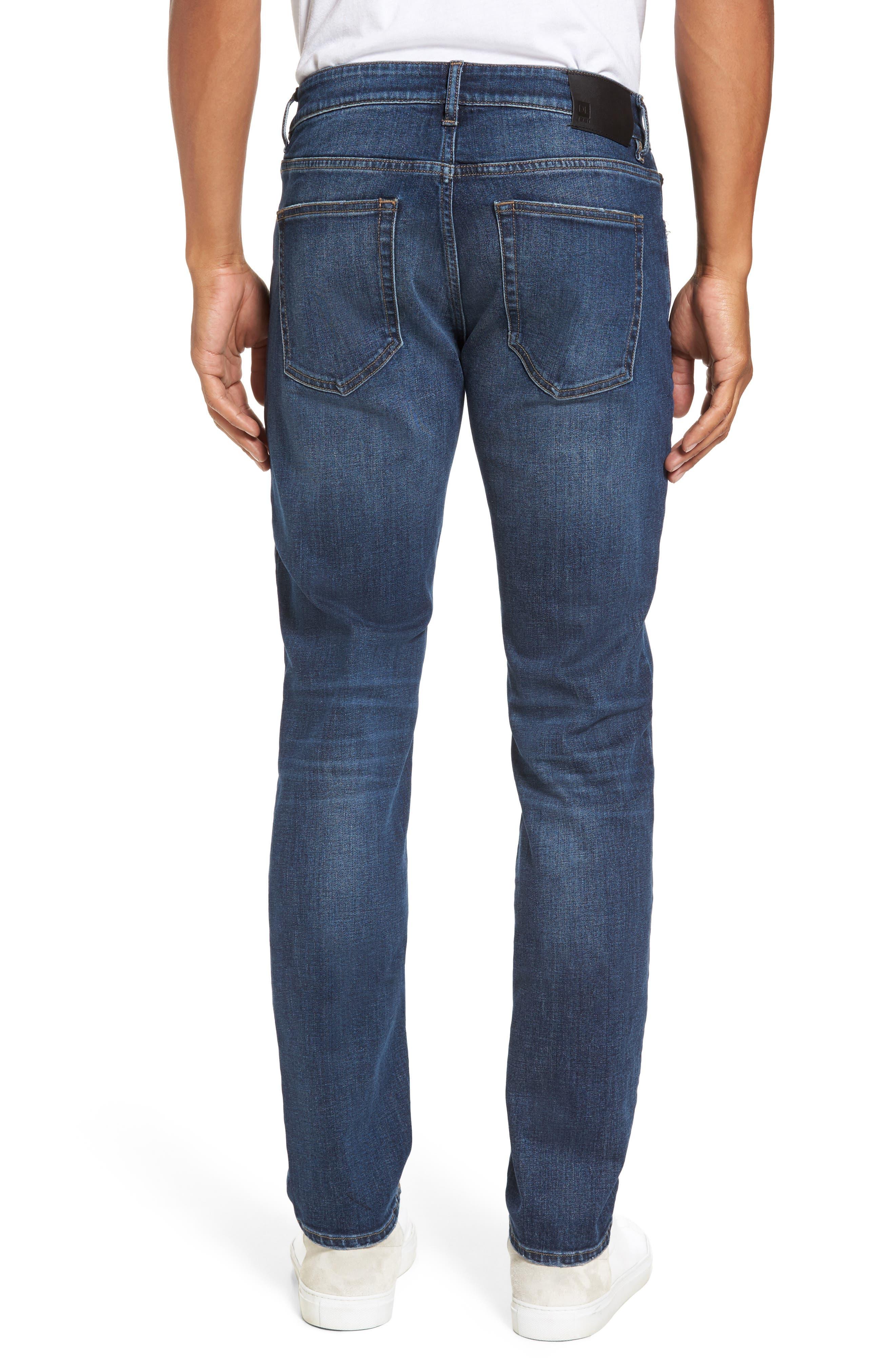 Nick Slim Fit Jeans,                             Alternate thumbnail 2, color,                             406
