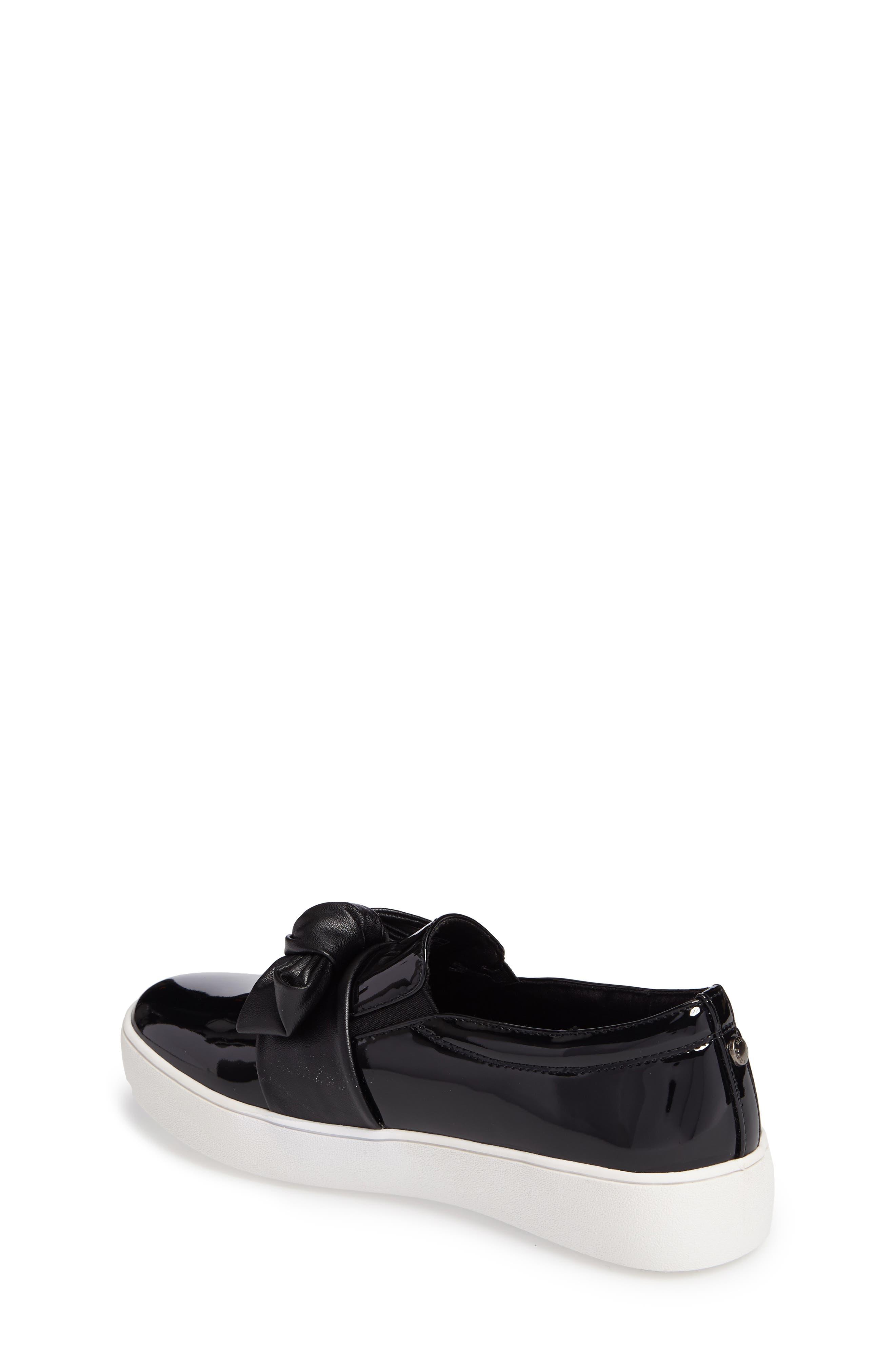 Maven Poppy Knotted Slip-On Sneaker,                             Alternate thumbnail 4, color,