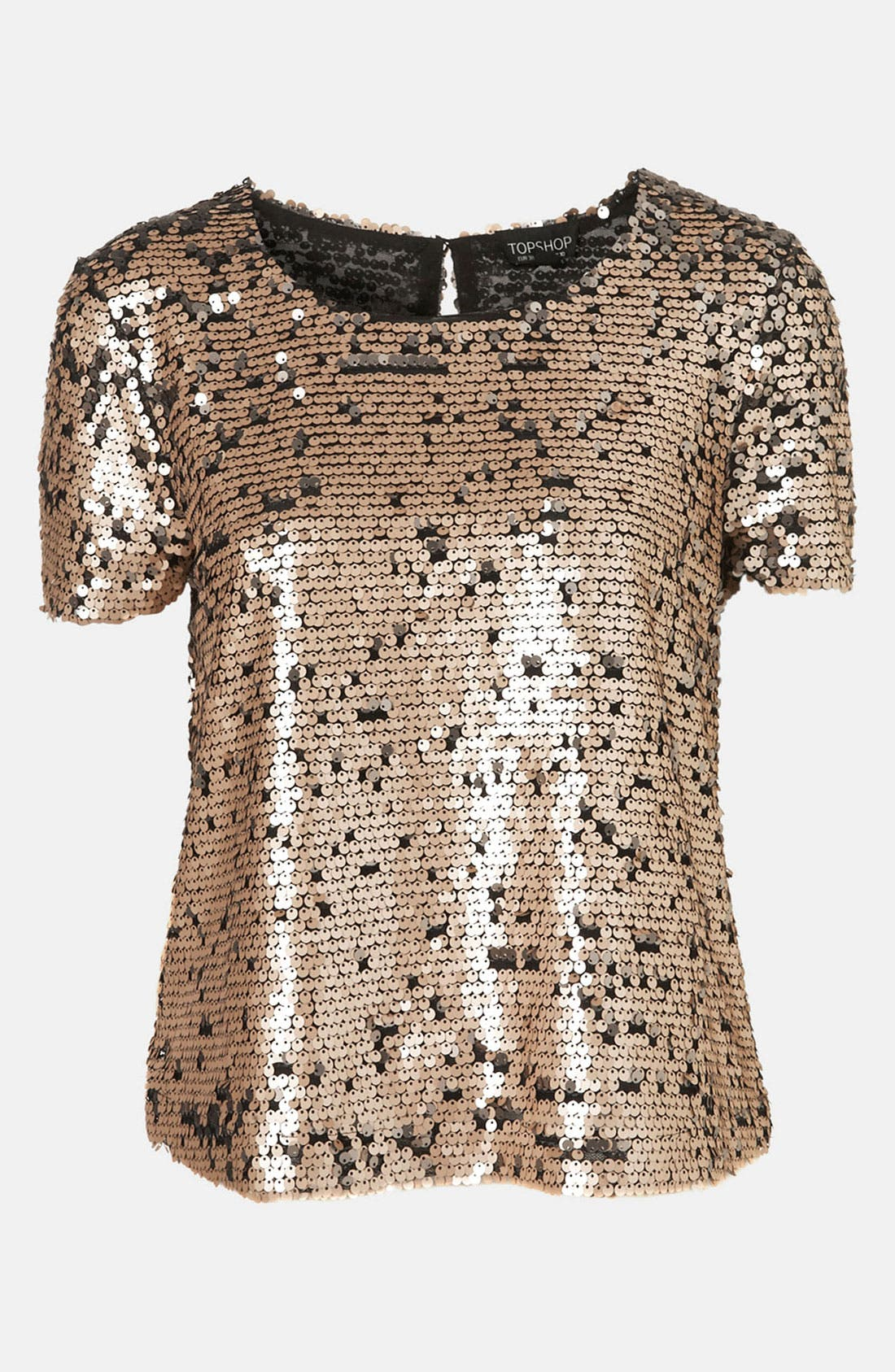 Sequin Top,                         Main,                         color,