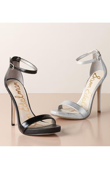 98f6d0bed250 Sam Edelman  Eleanor  Ankle Strap Sandal (Women)