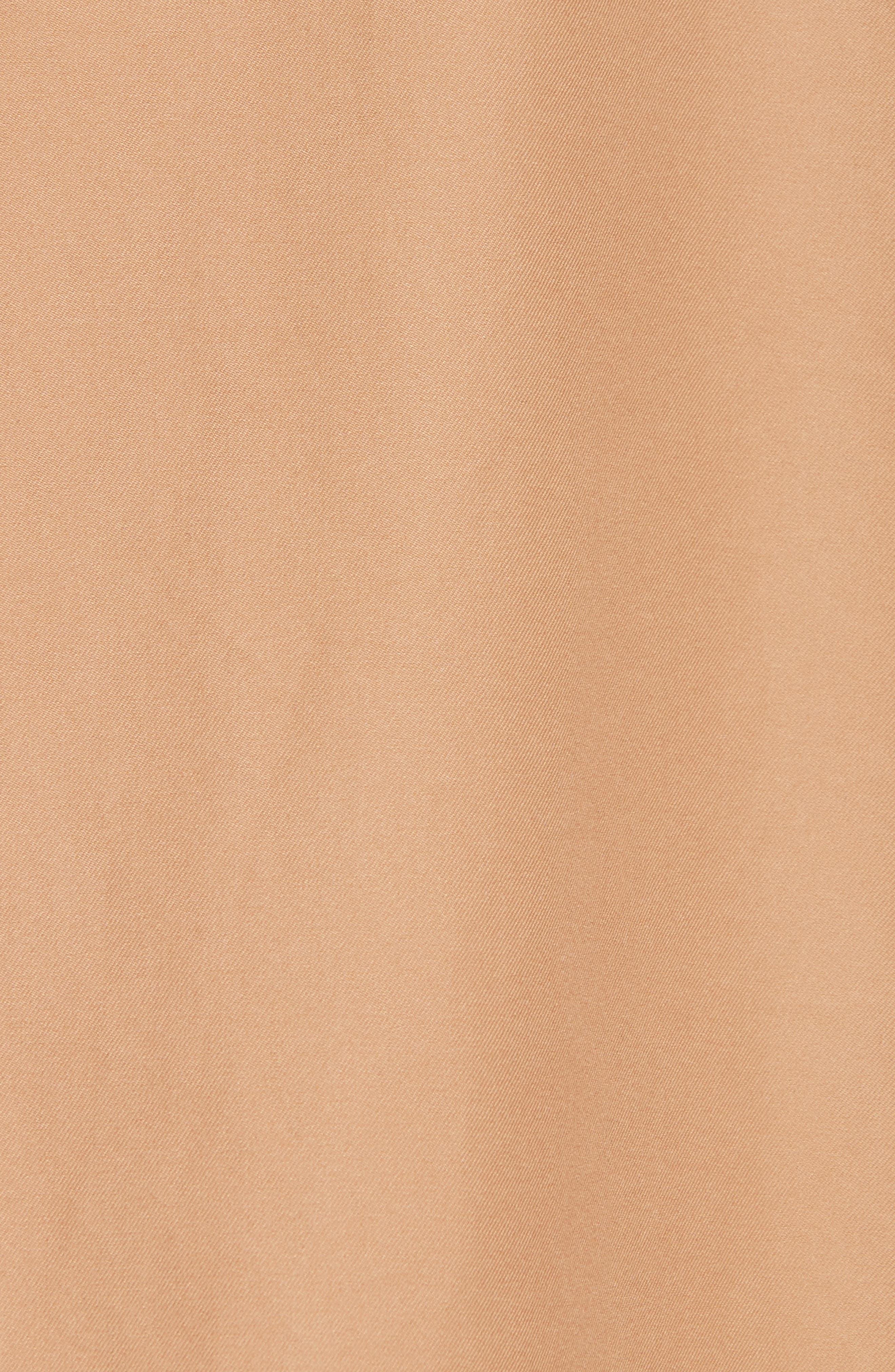 Eleta Short Trench Coat,                             Alternate thumbnail 6, color,                             206