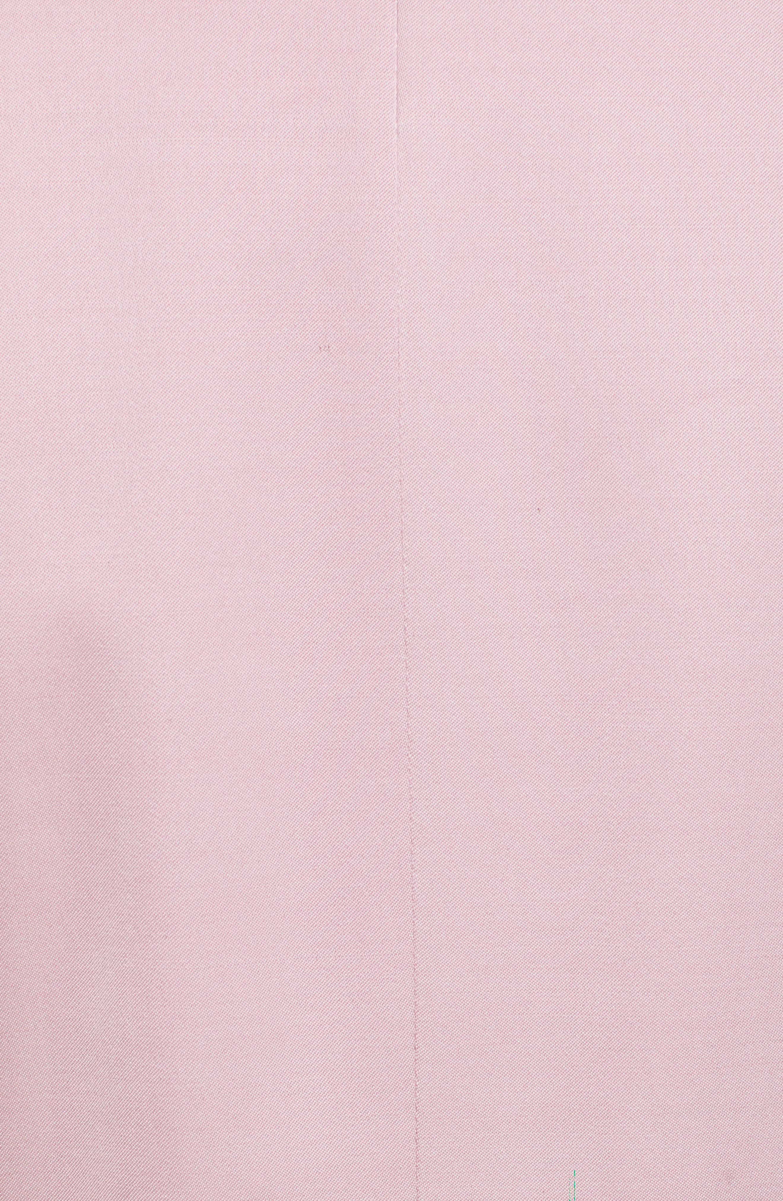 A.L.C.,                             Sedgewick Double Breasted Suiting Jacket,                             Alternate thumbnail 6, color,                             DUSTY ROSE