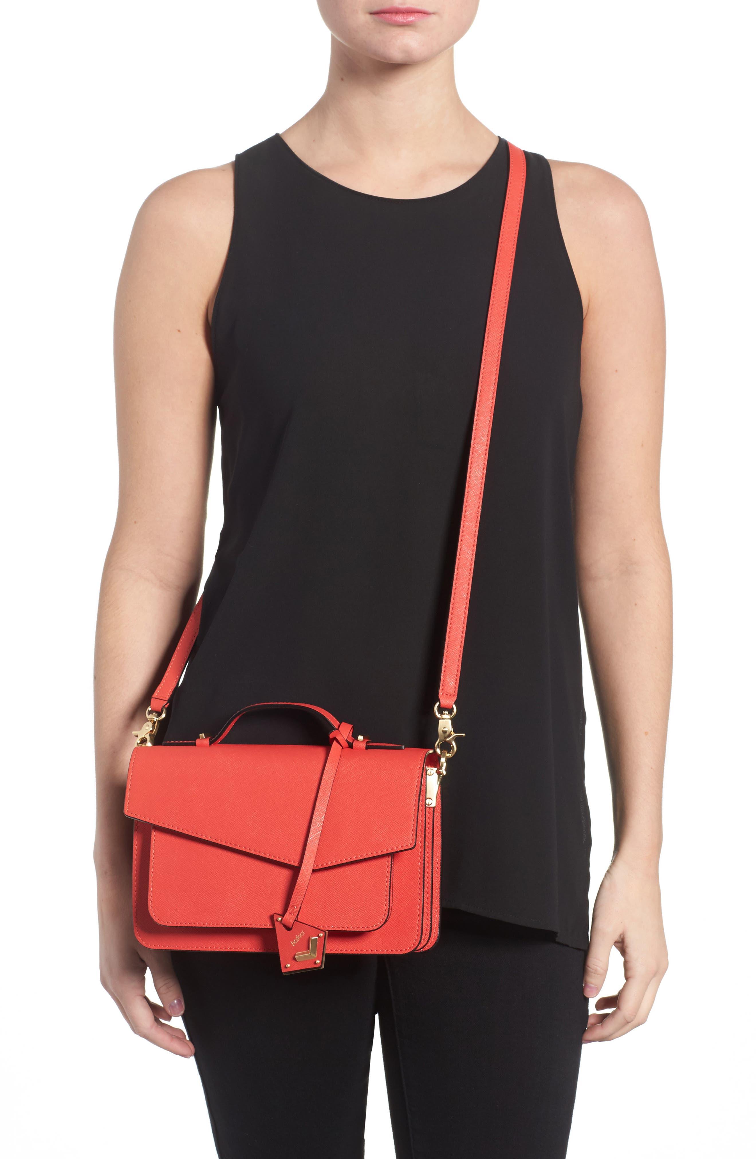 Cobble Hill Leather Crossbody Bag,                             Alternate thumbnail 42, color,