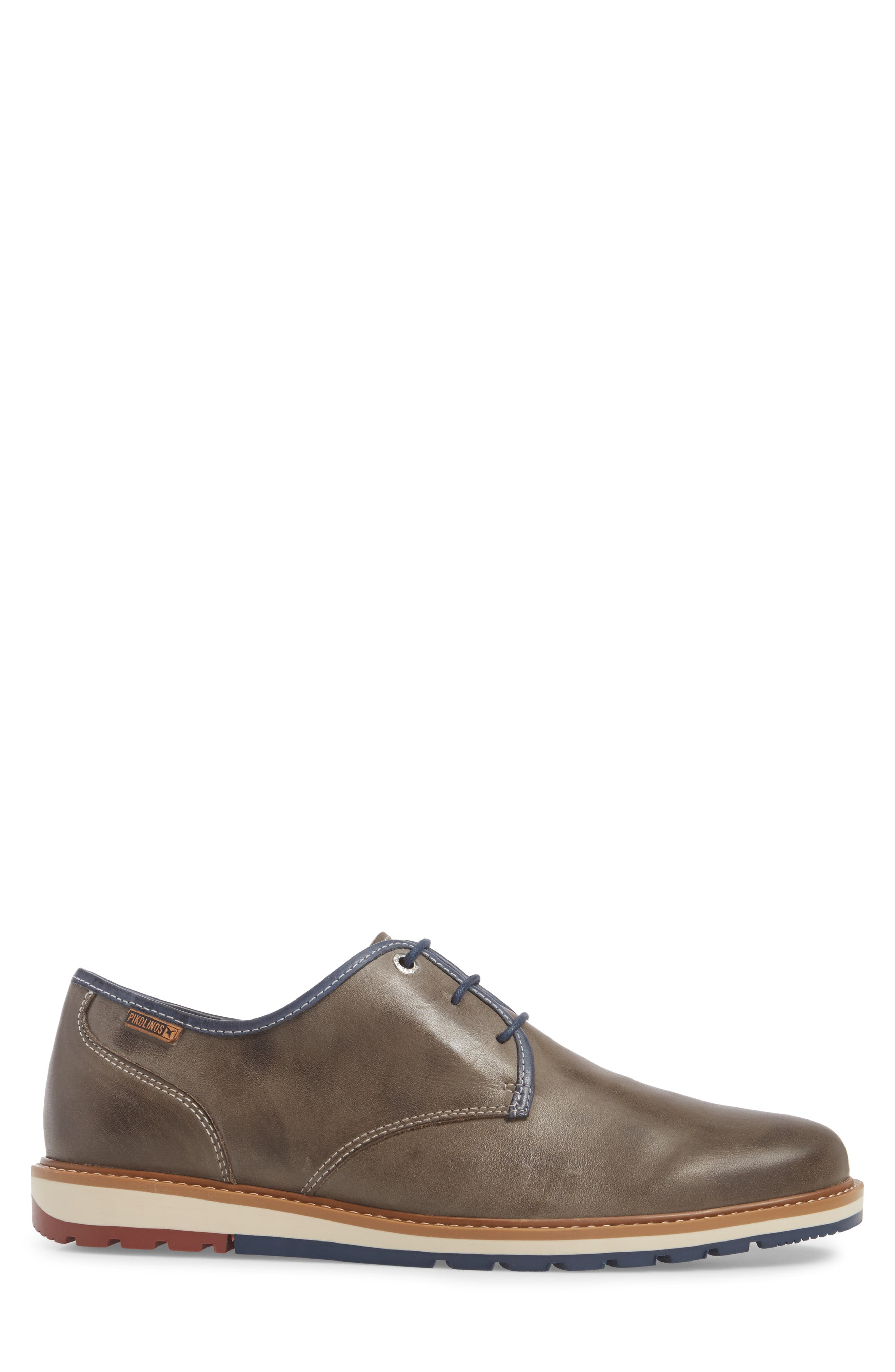 Berna Plain Toe Oxford,                             Alternate thumbnail 3, color,                             020