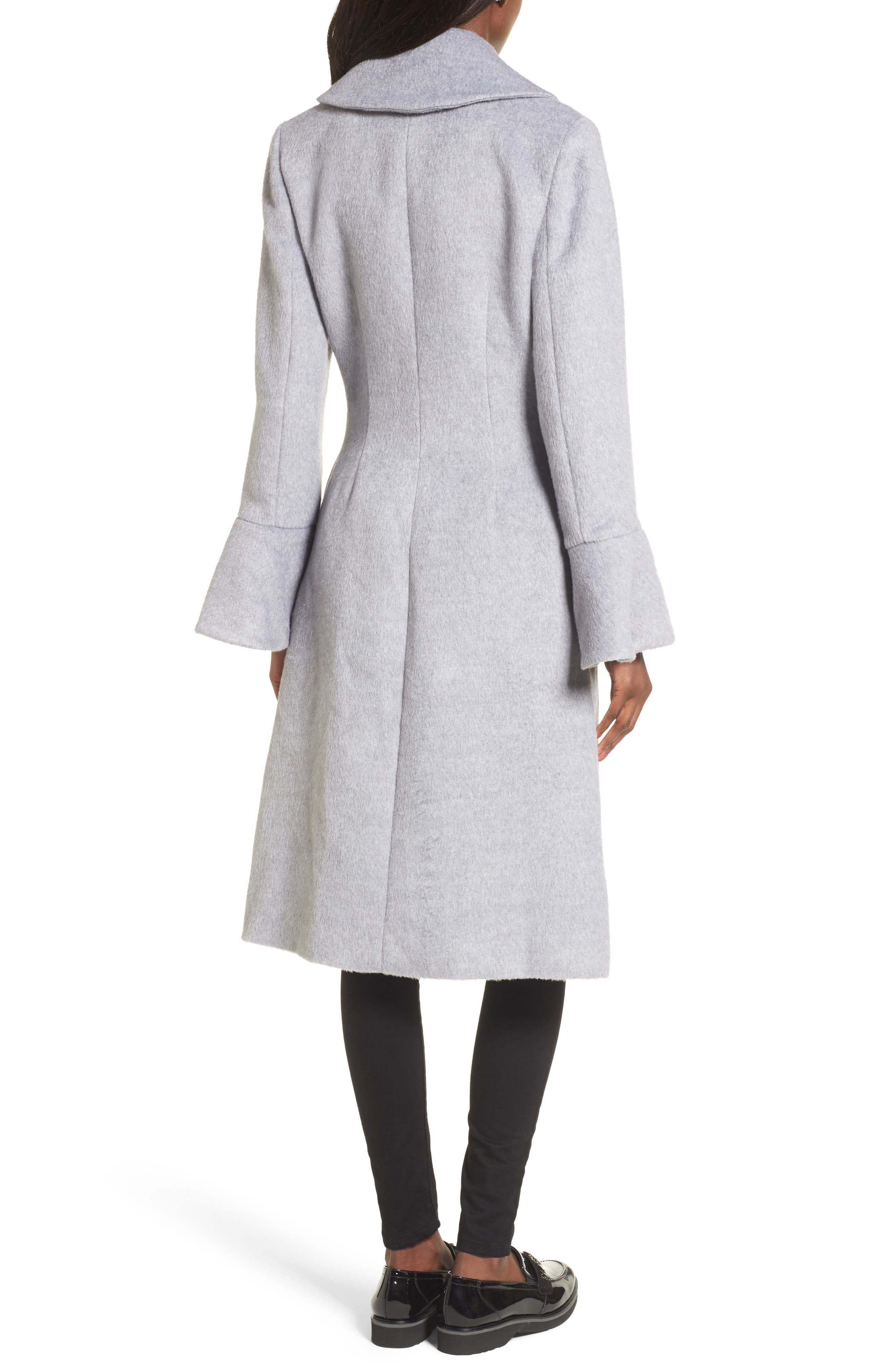 Intuition Water Repellent Coat,                             Alternate thumbnail 2, color,                             020