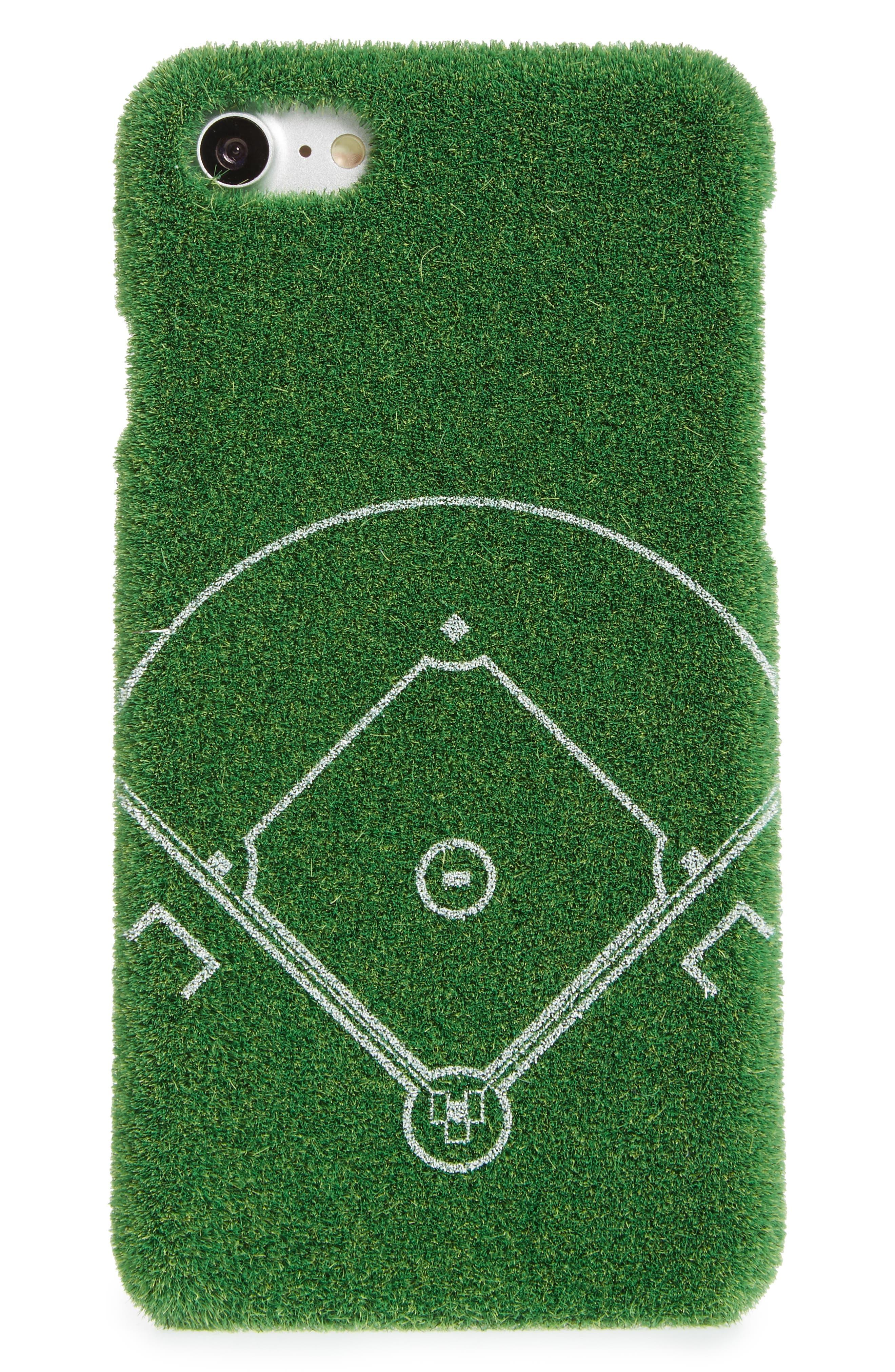 Dream Field Portable Park iPhone 7/8 & 7/8 Plus Case,                             Alternate thumbnail 3, color,