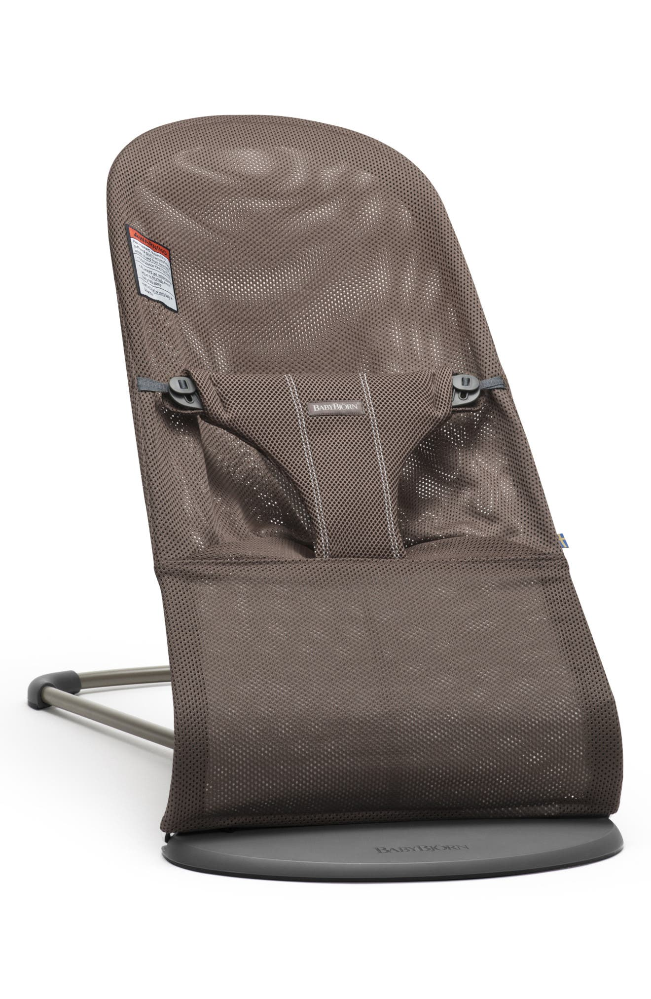 Infant Babybjorn Bouncer Bliss Convertible Mesh Baby Bouncer Size One Size  Brown