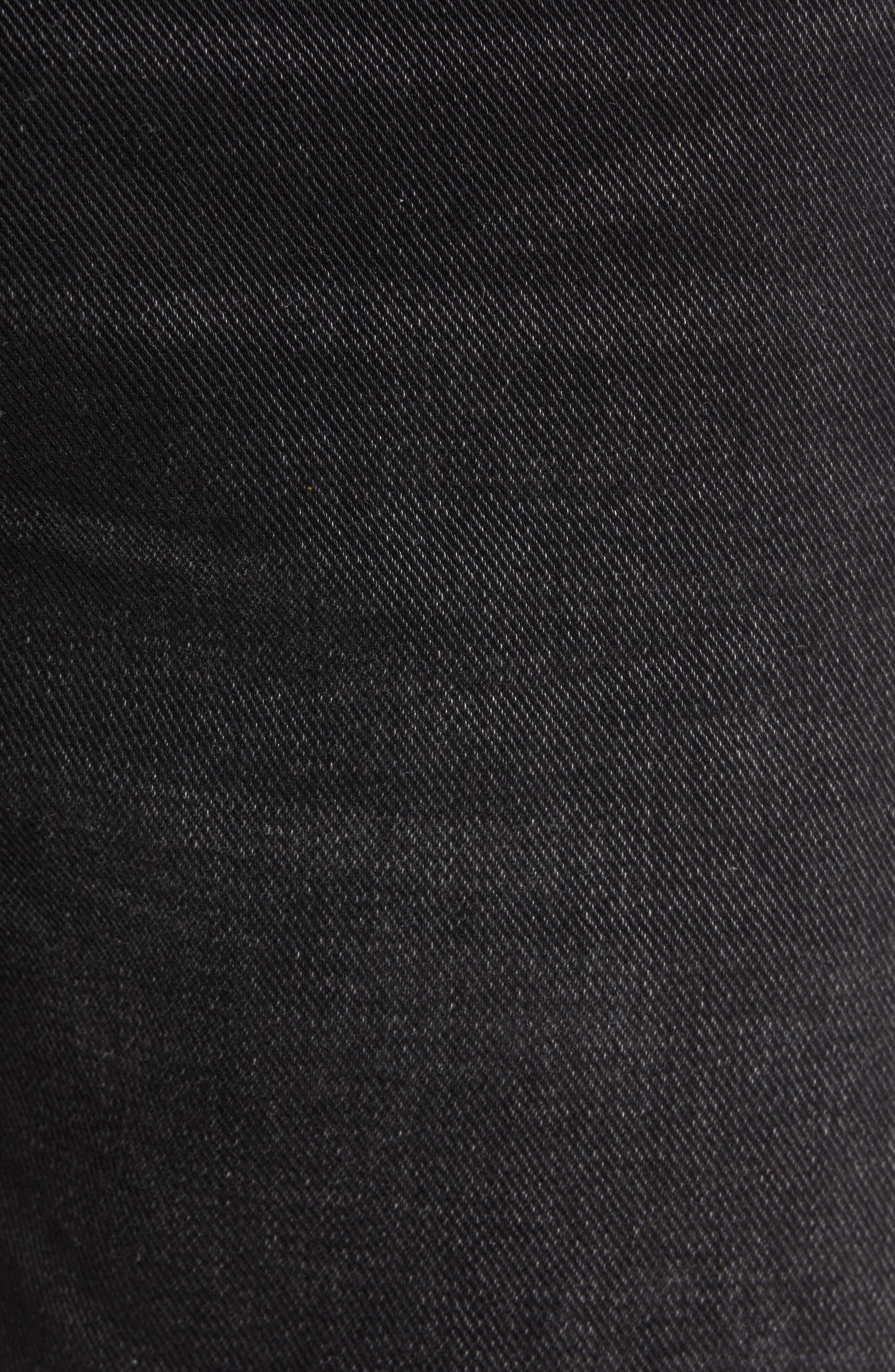 Dillon Straight Leg Jeans,                             Alternate thumbnail 5, color,                             001