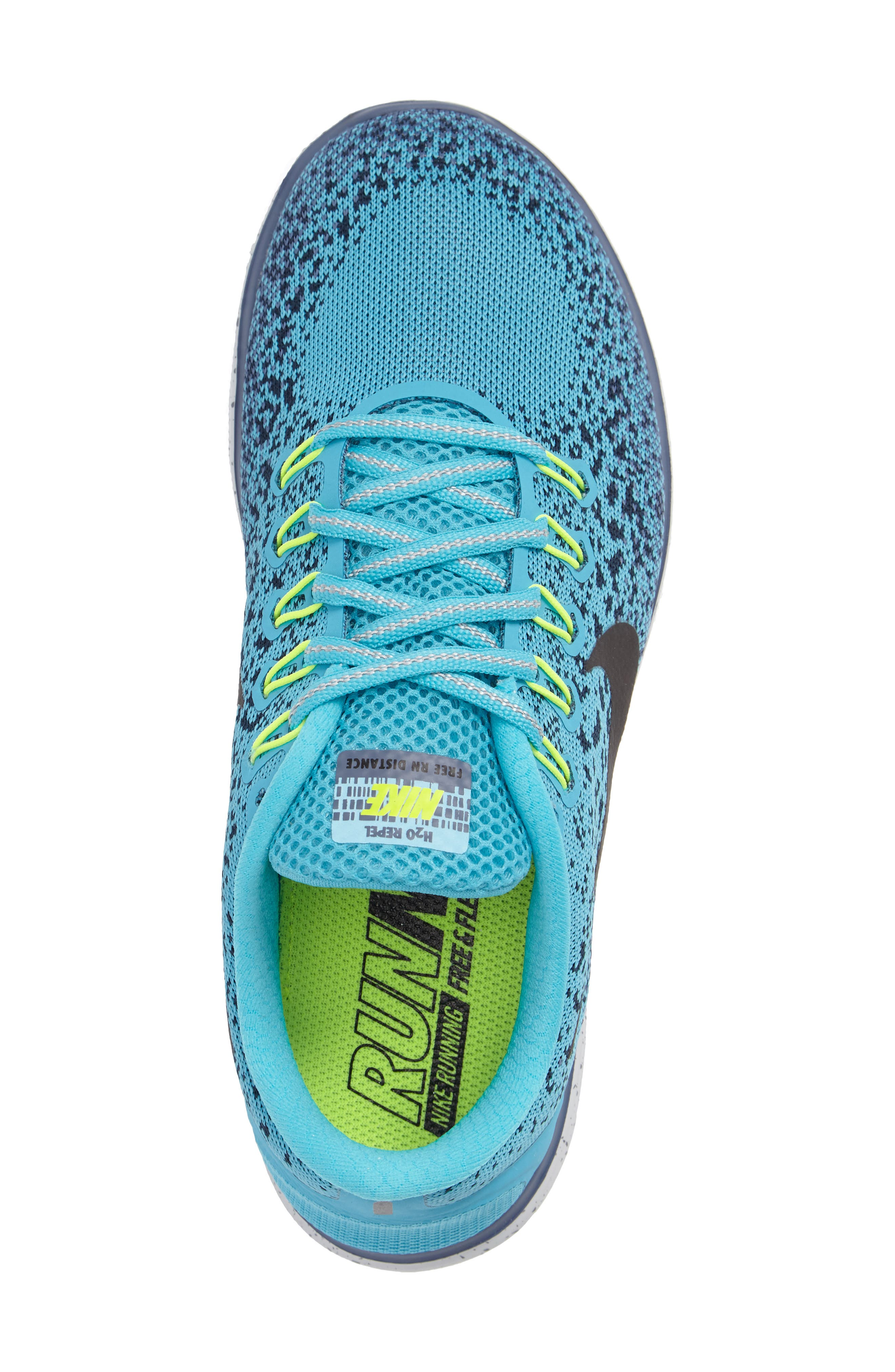 Free RN Distance Shield Running Shoe,                             Alternate thumbnail 10, color,