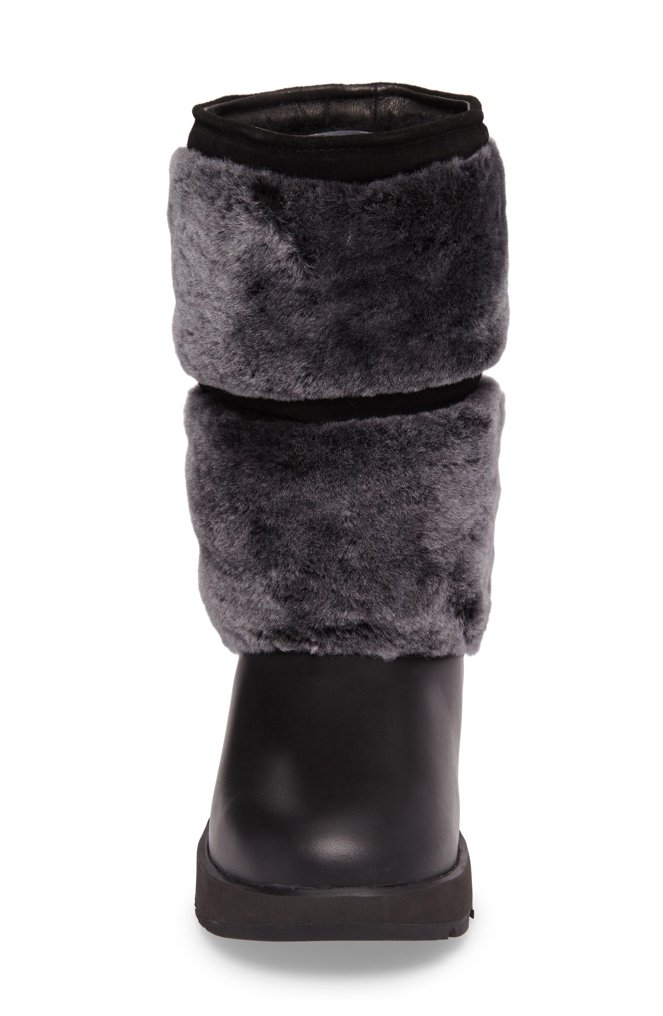 Reykir Waterproof Snow Boot,                             Alternate thumbnail 10, color,