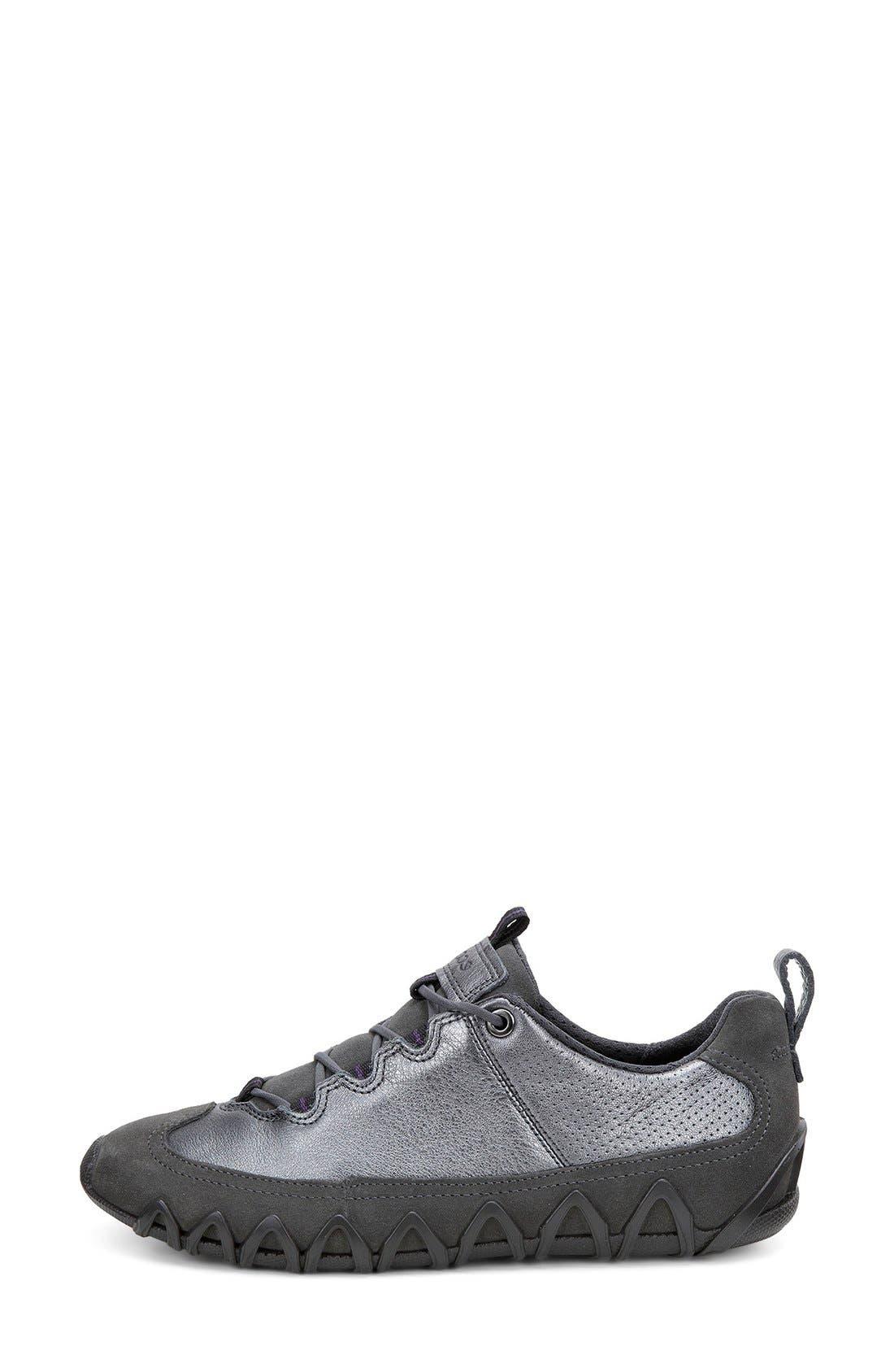 'Dayla' Toggle Sneaker,                             Alternate thumbnail 4, color,                             040