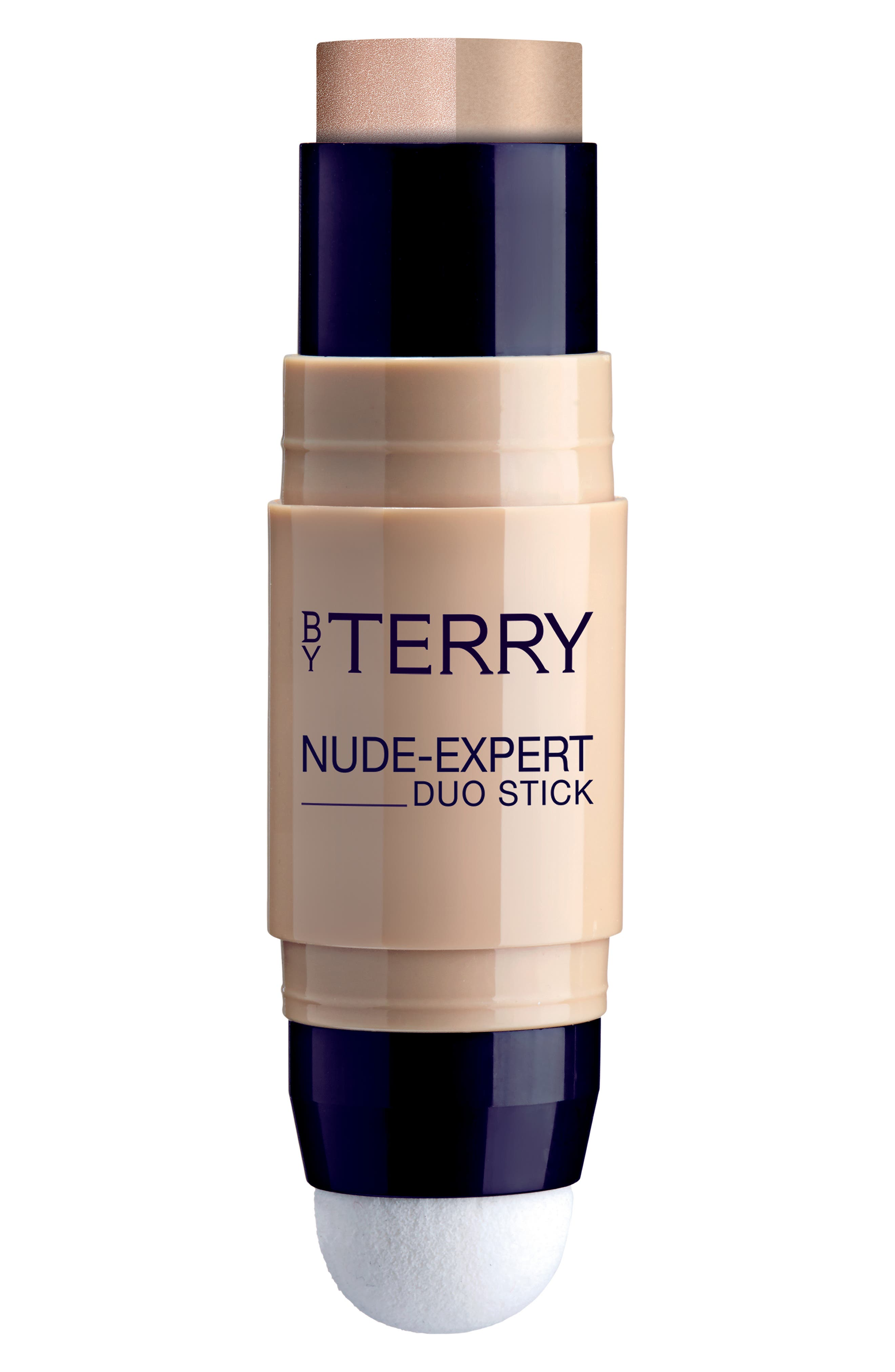 BY TERRY Nude-Expert Foundation & Highlighter Stick - 9- Honey Beige