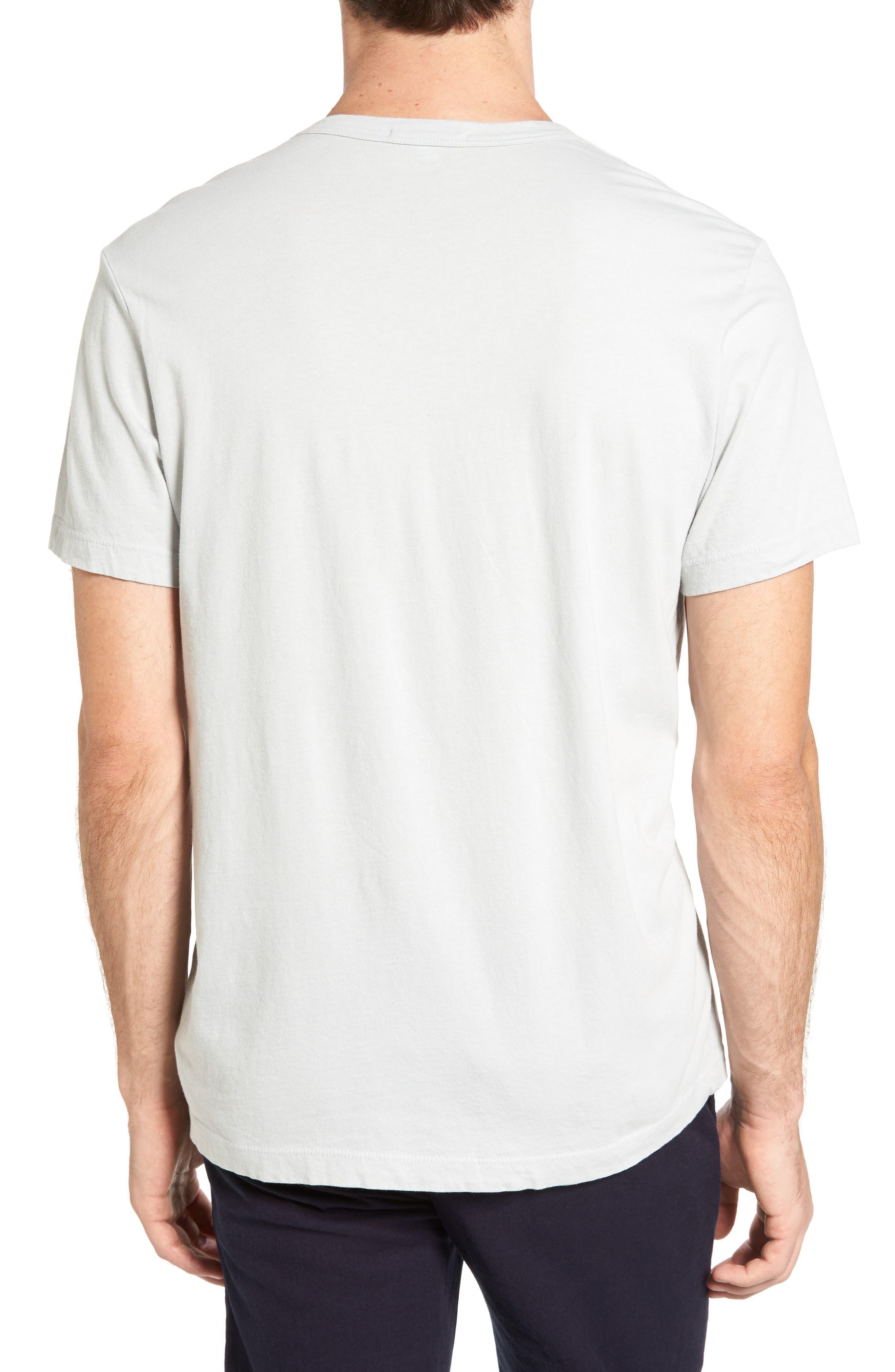 Crewneck Jersey T-Shirt,                             Alternate thumbnail 267, color,