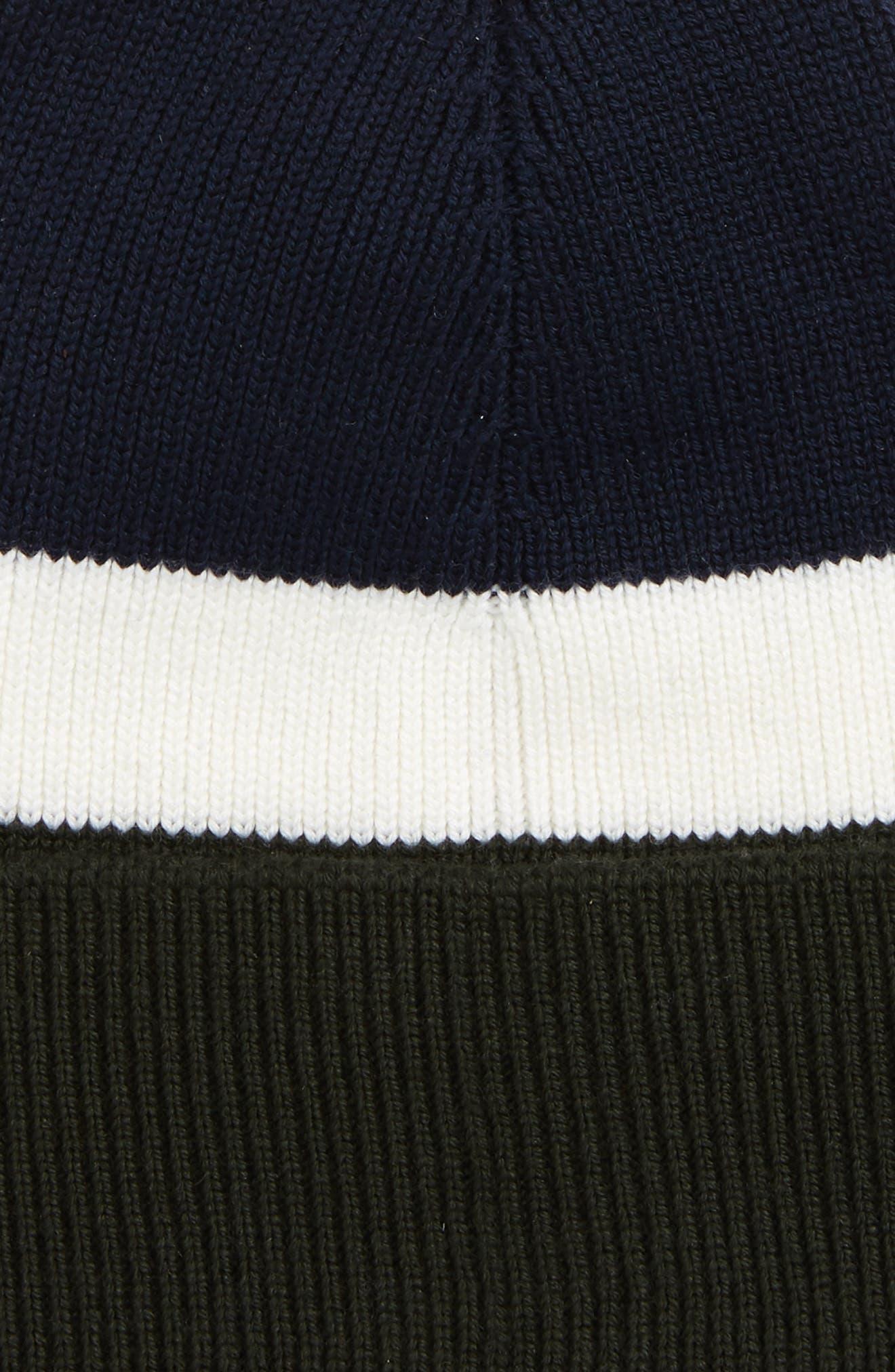 Wool Beanie,                             Alternate thumbnail 3, color,