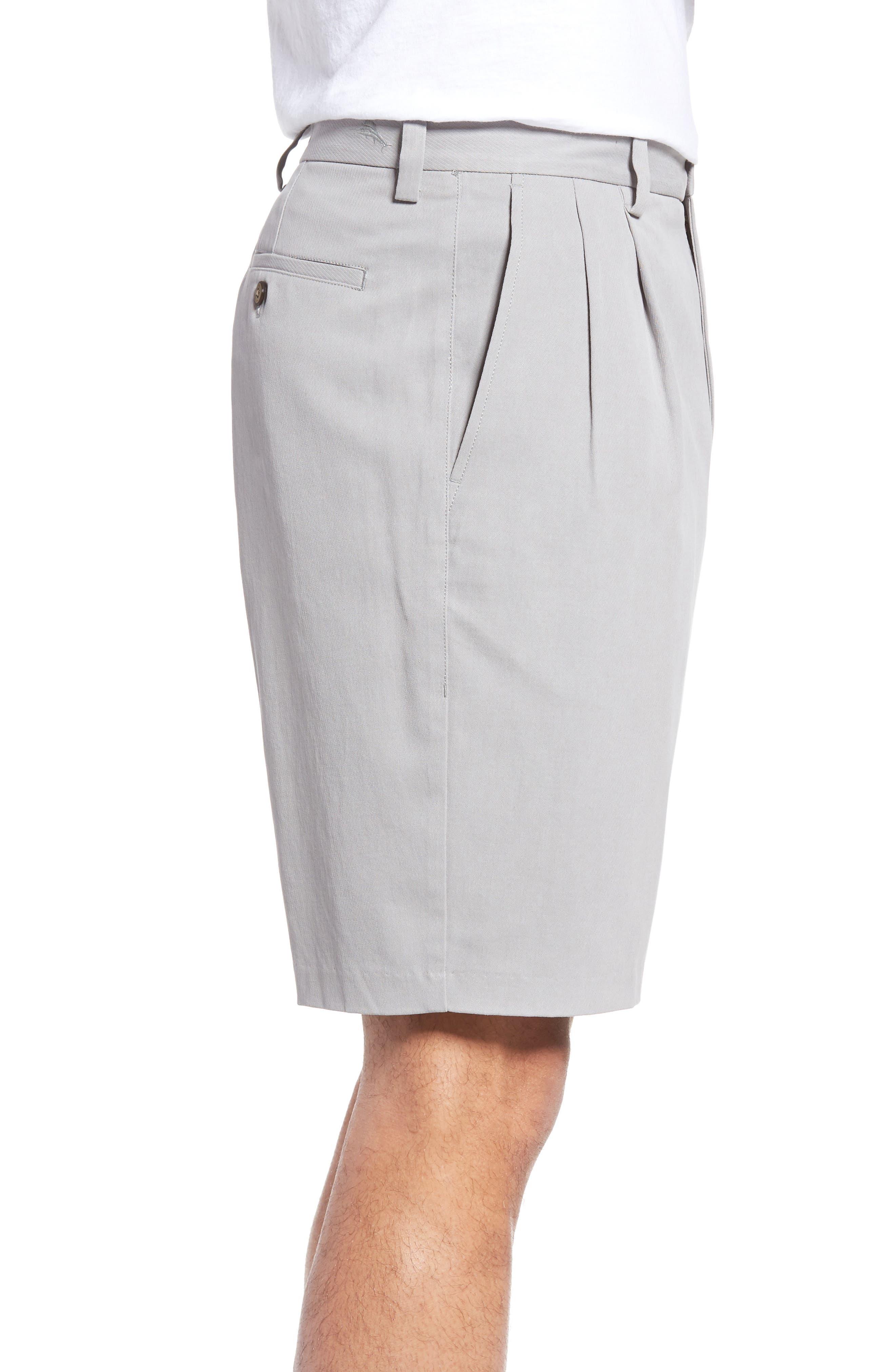 St. Thomas Pleated Shorts,                             Alternate thumbnail 15, color,