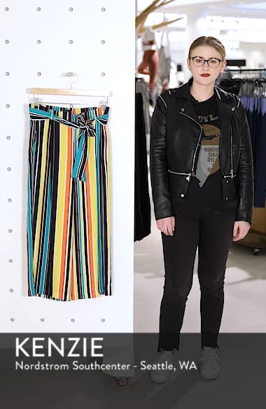 Wide Leg Crop Pants, sales video thumbnail