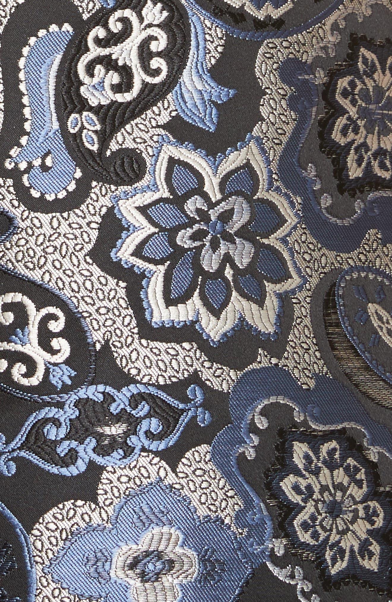 Malin V-Neck Dress,                             Alternate thumbnail 5, color,                             499