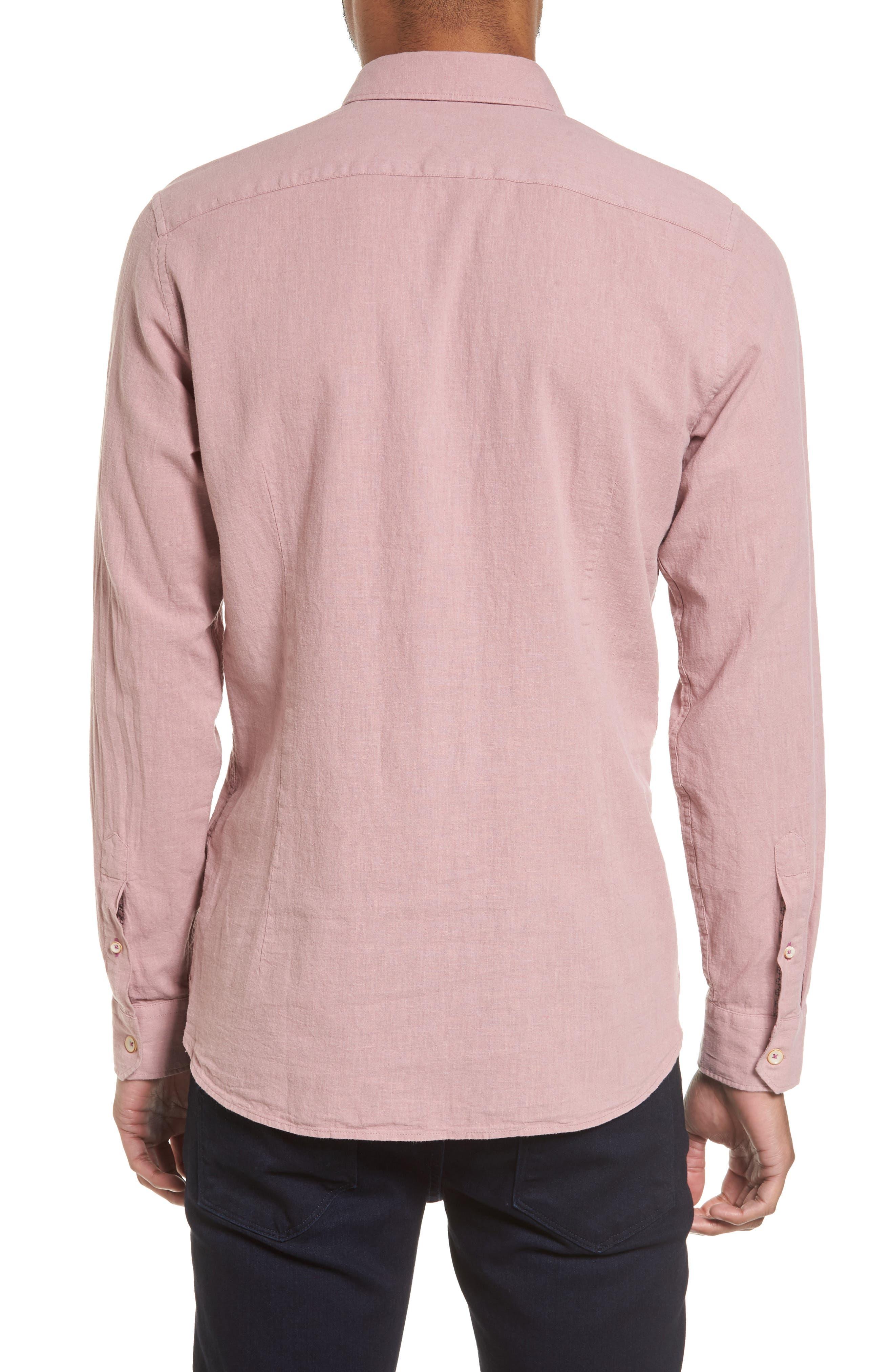 Carwash Modern Slim Fit Sport Shirt,                             Alternate thumbnail 6, color,