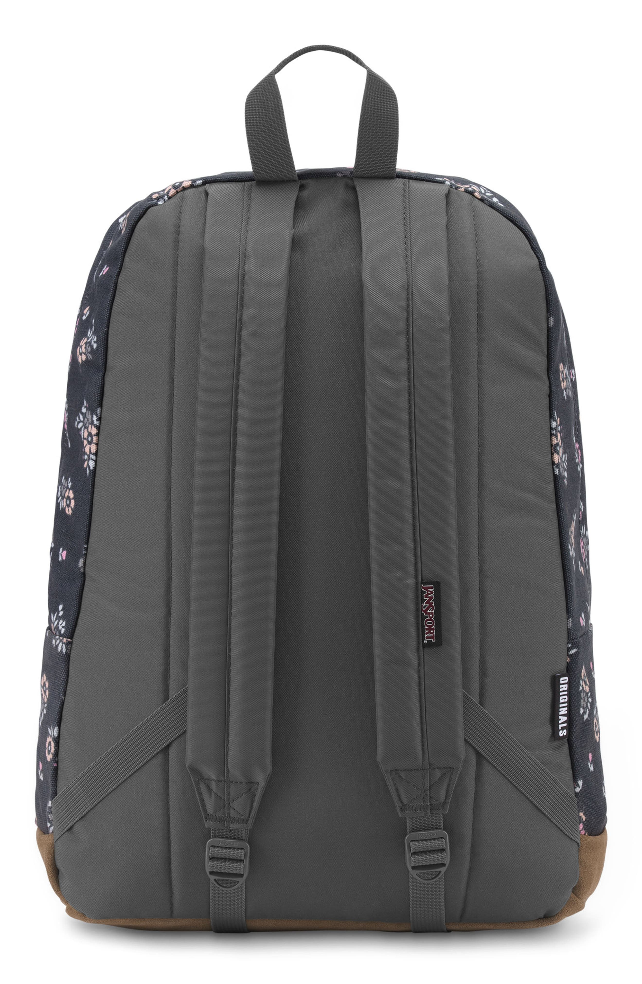 Right Pack Expressions Backpack,                             Alternate thumbnail 3, color,                             TINY BLOOMS