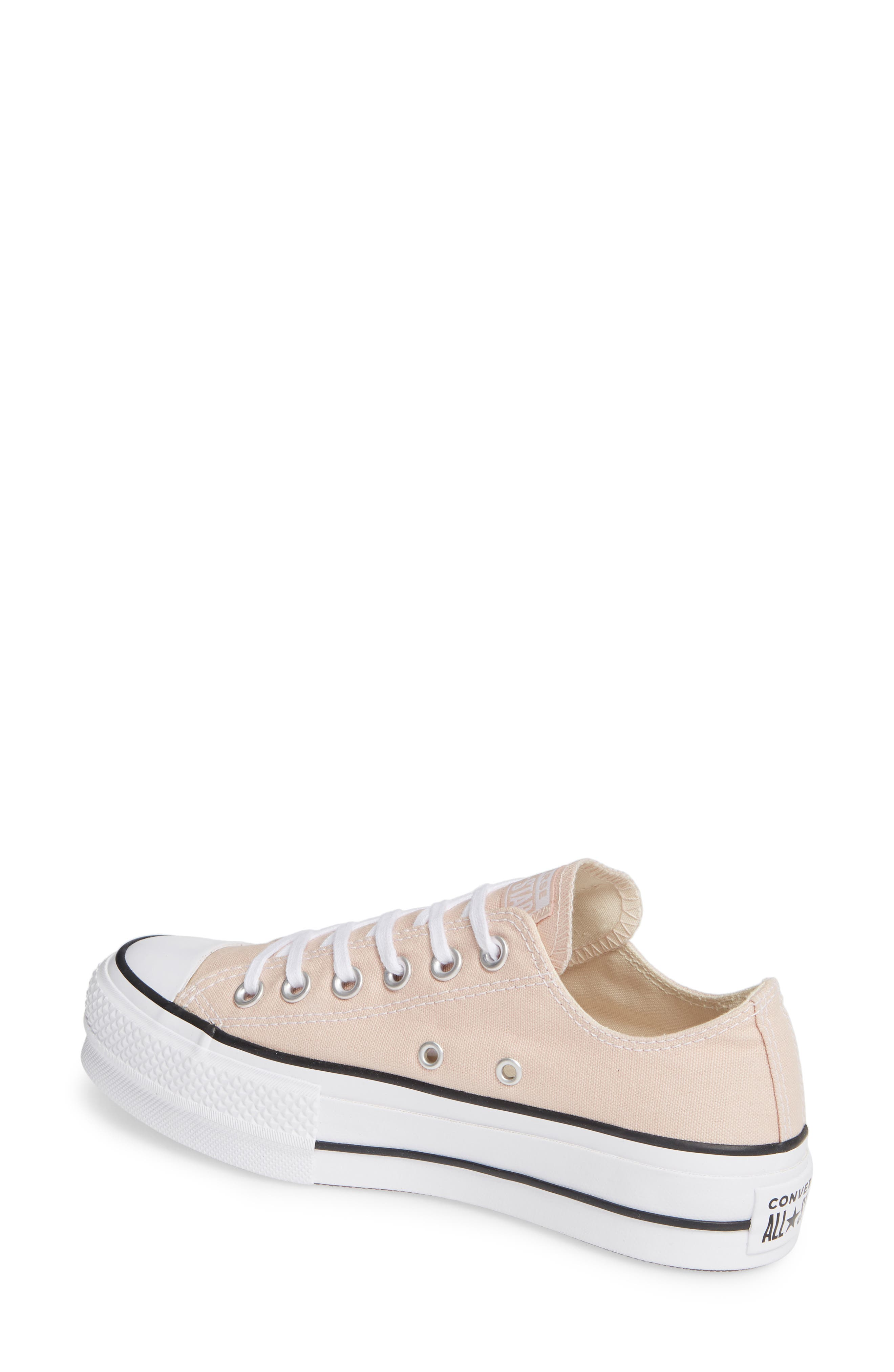 CONVERSE,                             Chuck Taylor<sup>®</sup> All Star<sup>®</sup> Platform Sneaker,                             Alternate thumbnail 2, color,                             650