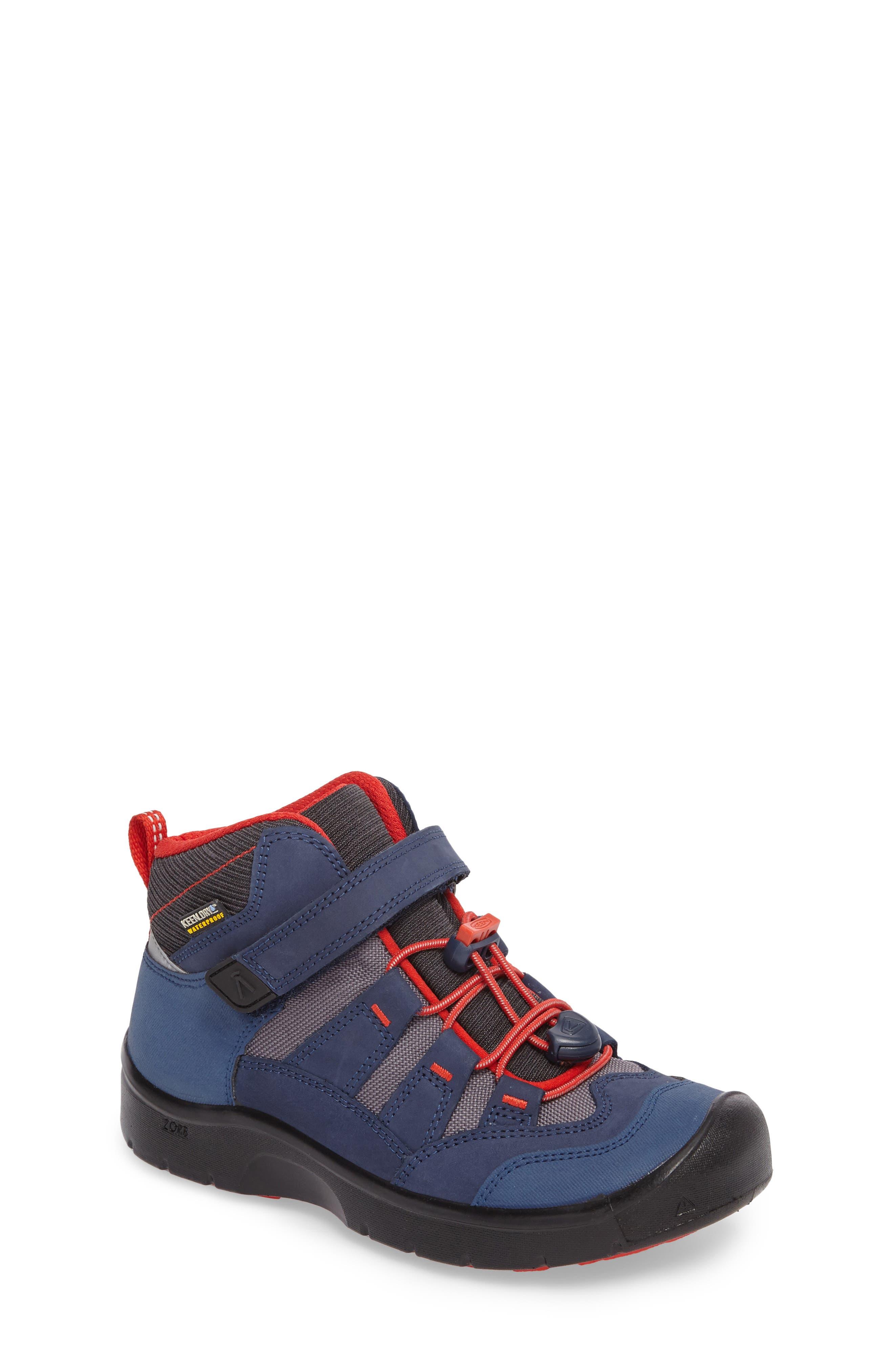Hikeport Strap Waterproof Mid Boot,                             Main thumbnail 3, color,