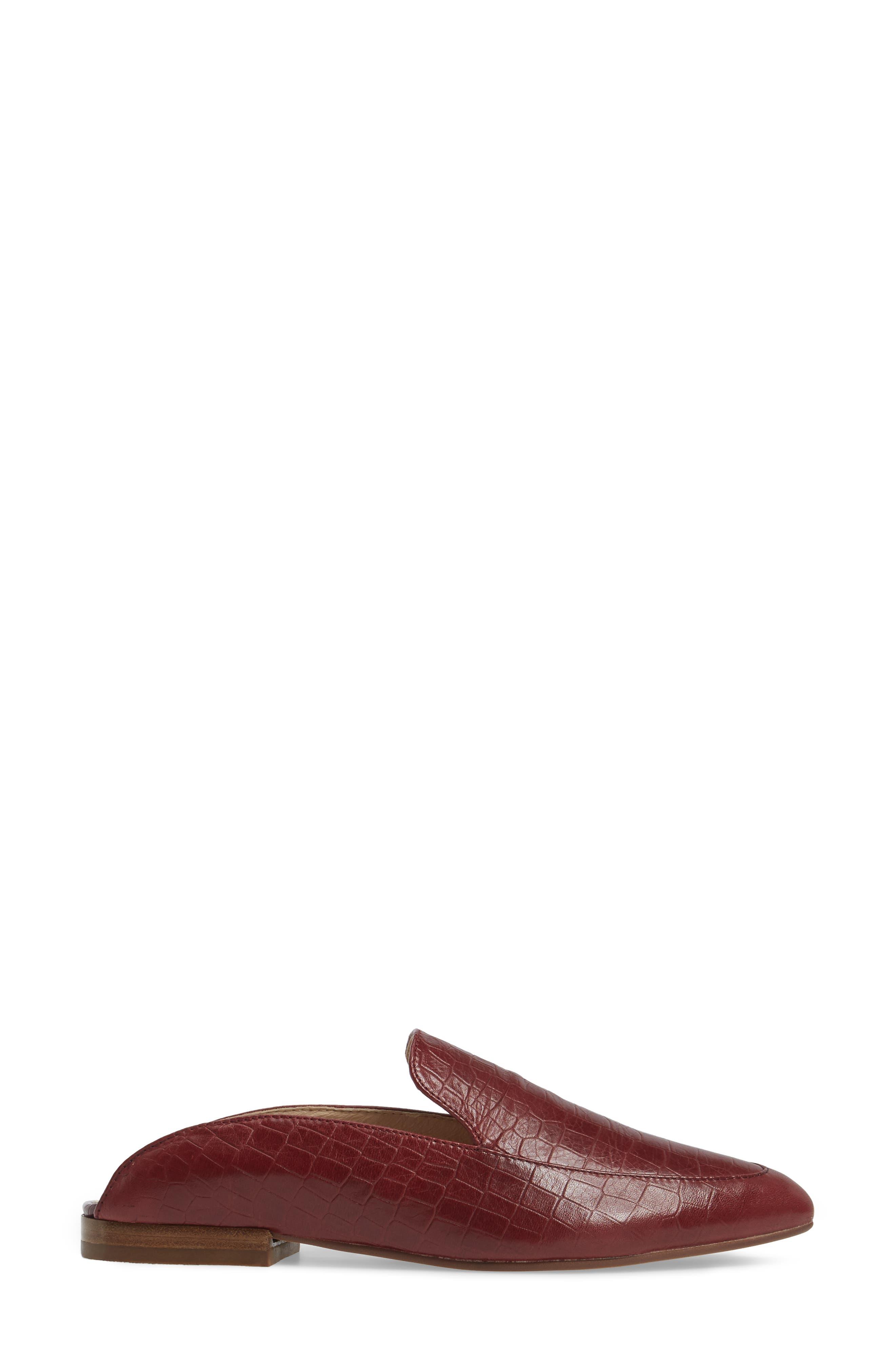 Capri Genuine Calf Hair Mule,                             Alternate thumbnail 25, color,