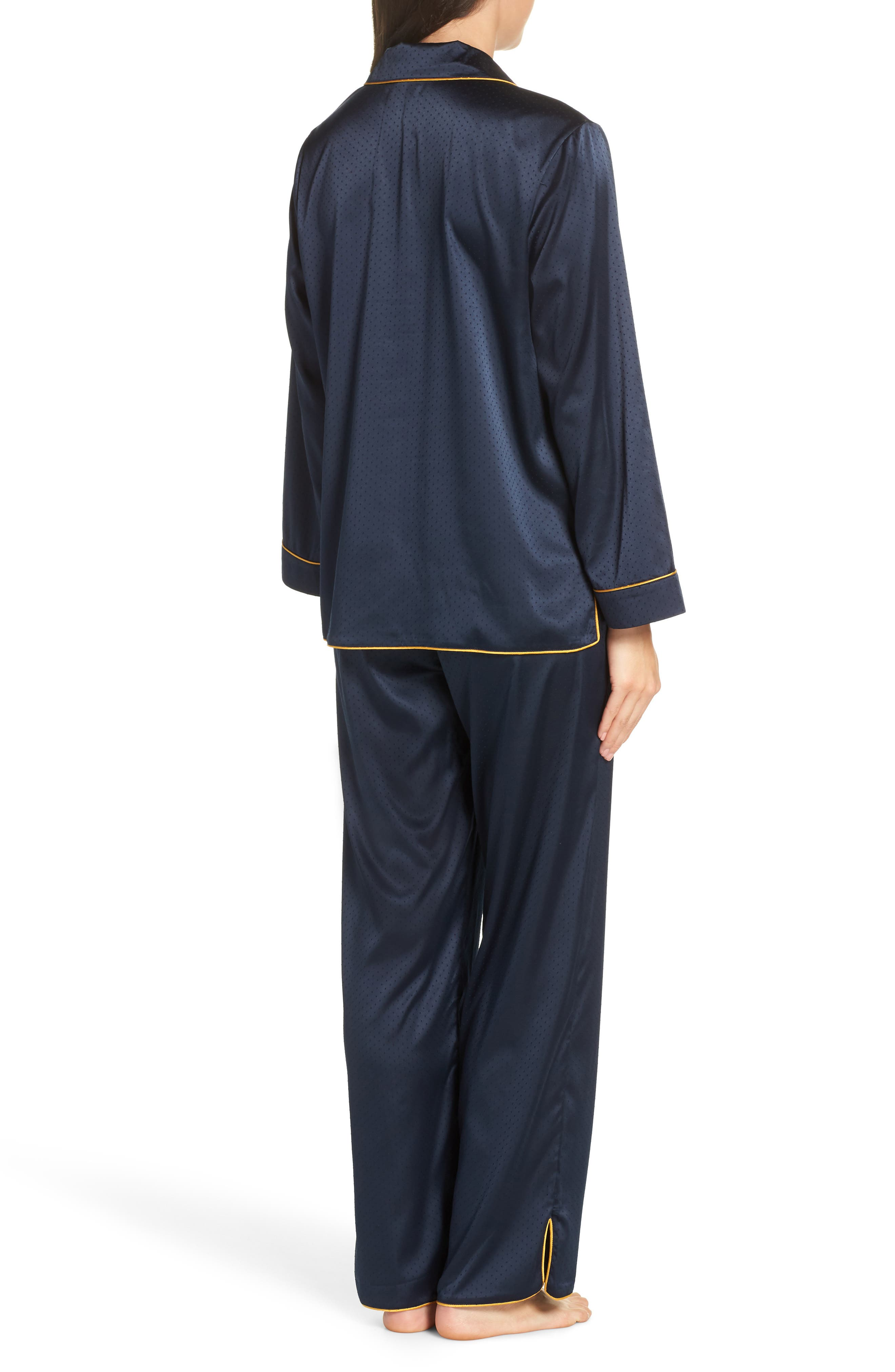 So Sweet Pajamas,                             Alternate thumbnail 2, color,                             NAVY SAPPHIRE