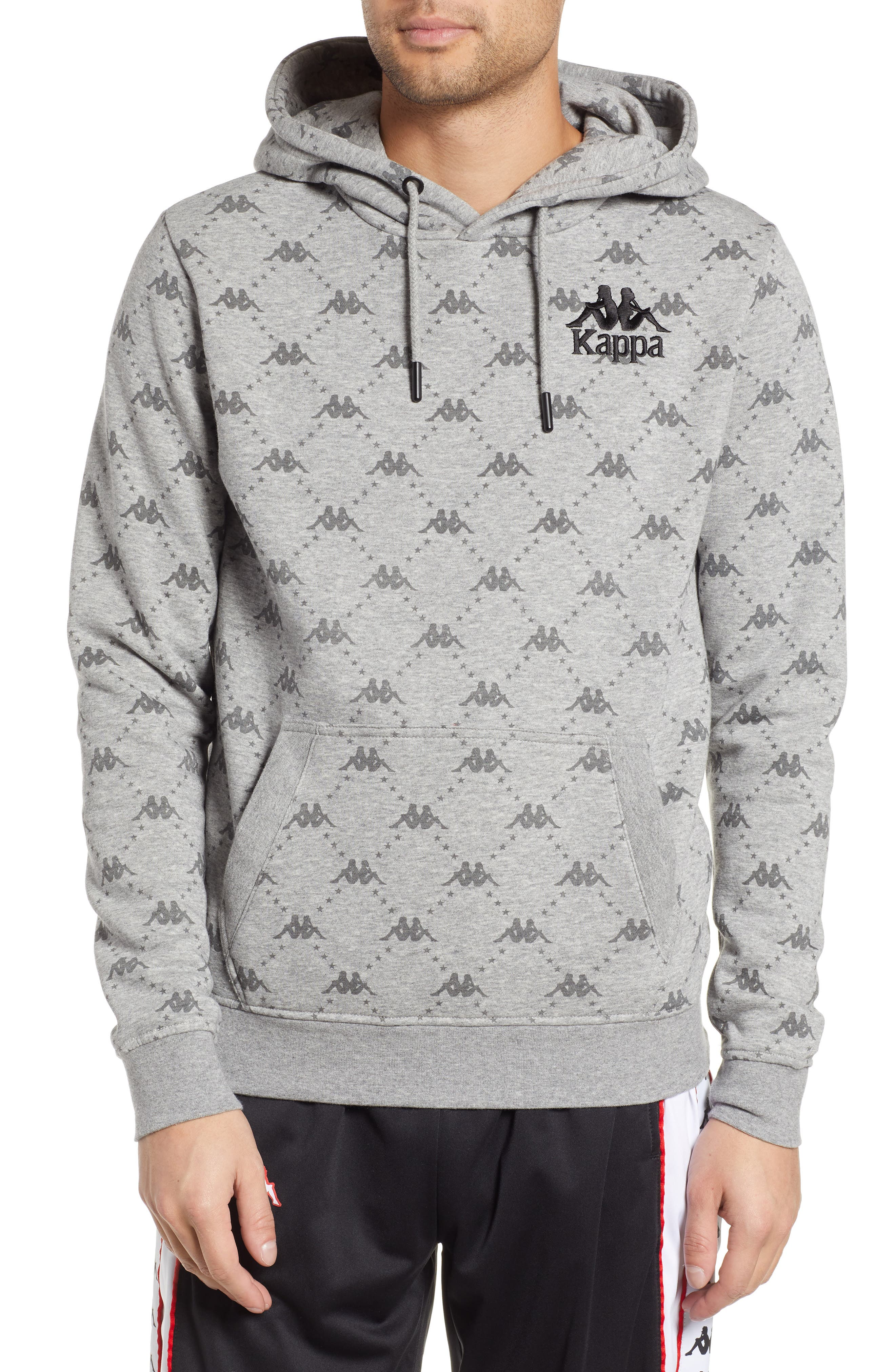 KAPPA Authentic Rodriguez Hoodie, Main, color, 020