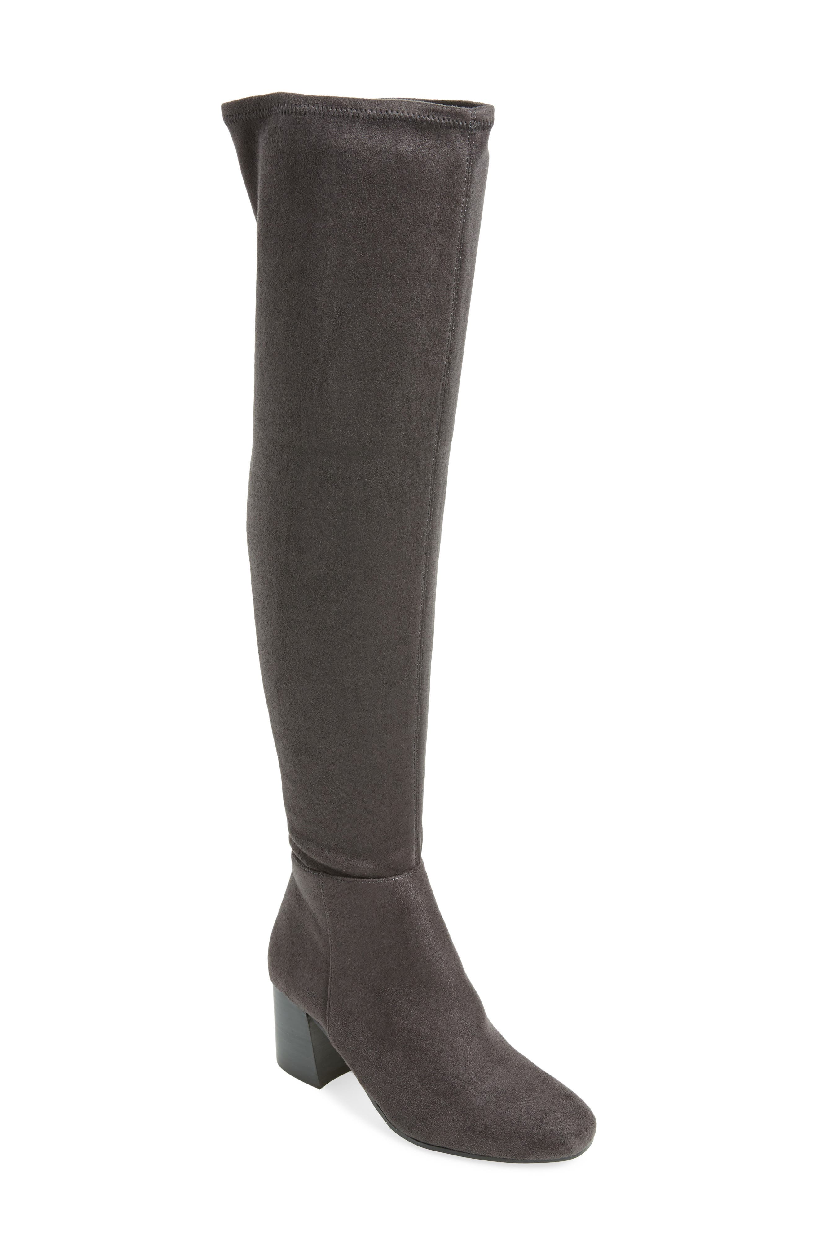Kantha Over the Knee Boot,                             Main thumbnail 2, color,