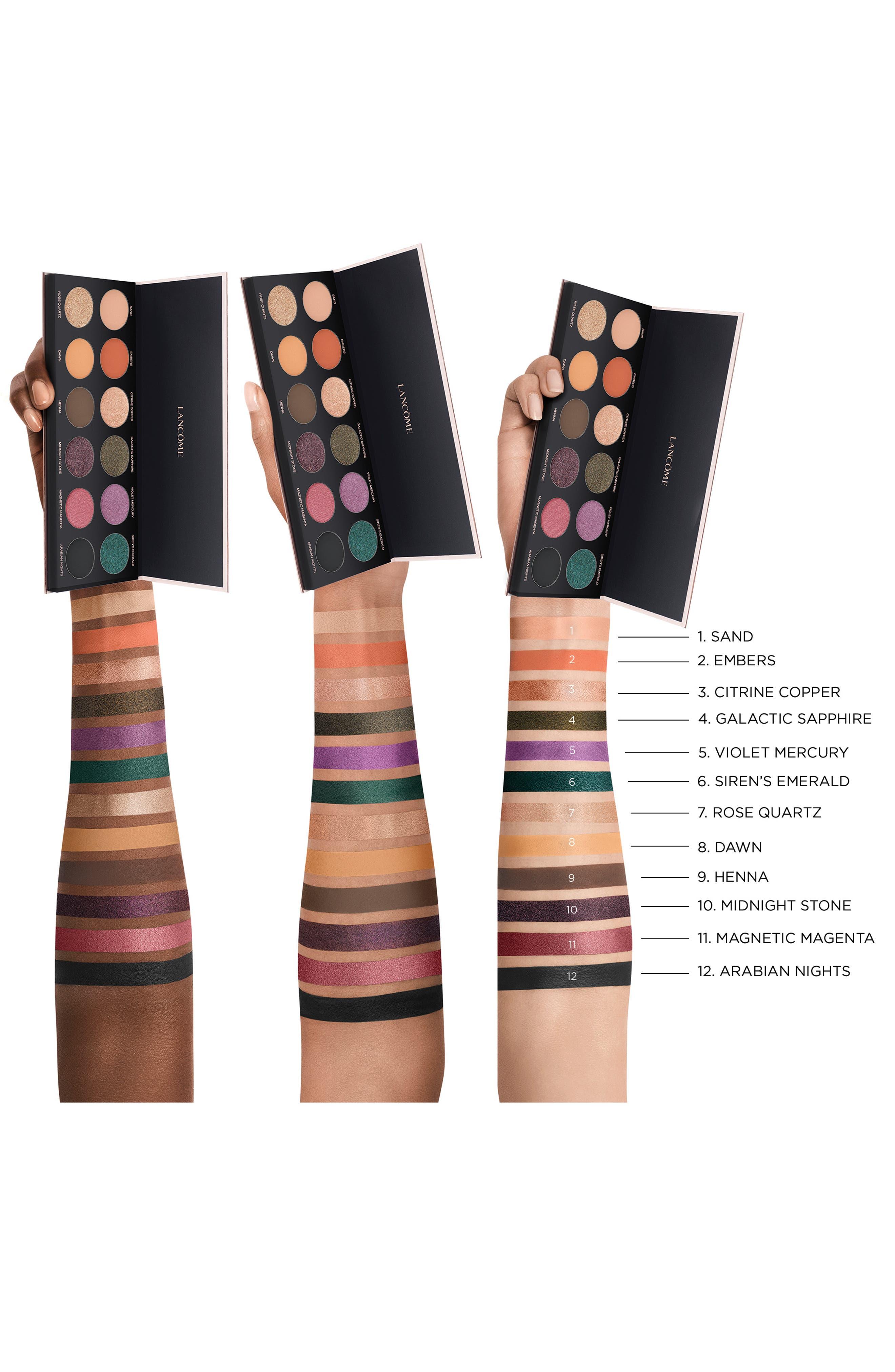 LANCÔME,                             Color Design Starlight Sparkle Eyeshdow Palette,                             Alternate thumbnail 2, color,                             NO COLOR