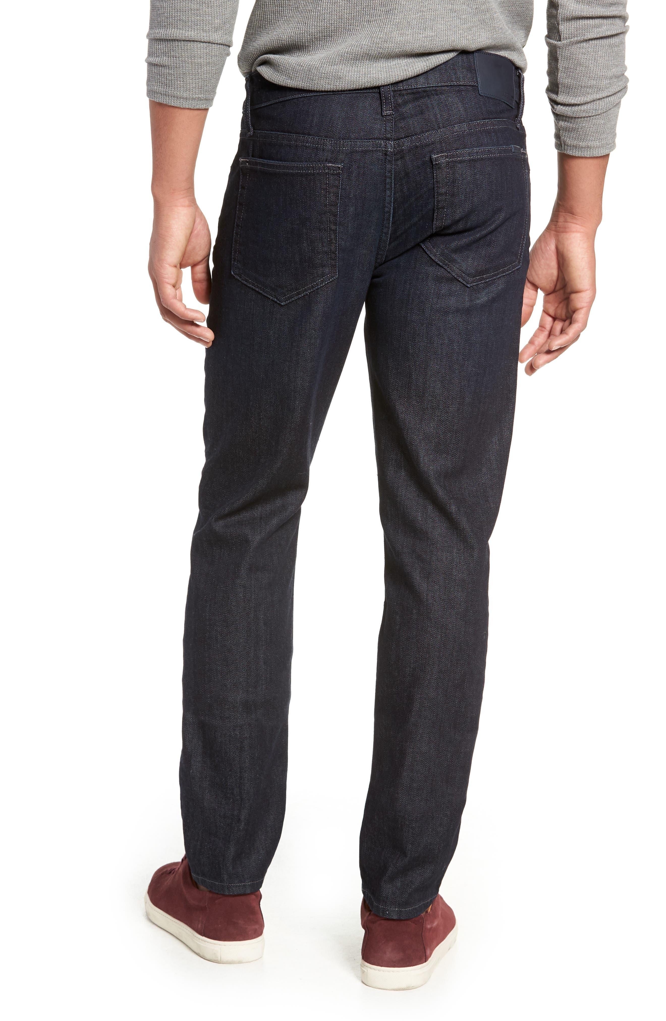 Slim Fit Jeans,                             Alternate thumbnail 2, color,