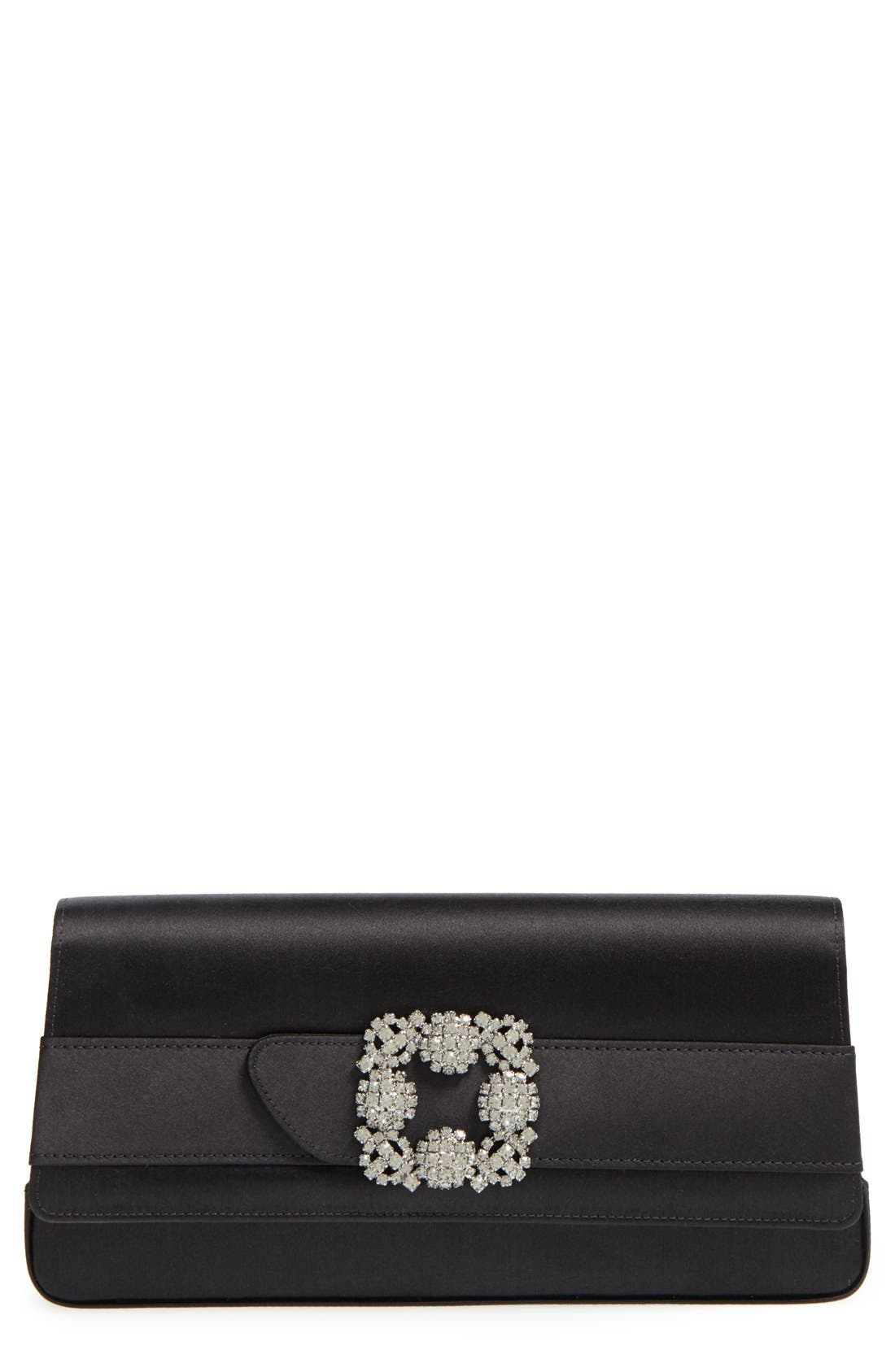 'Gothisi' Clutch,                         Main,                         color, 002
