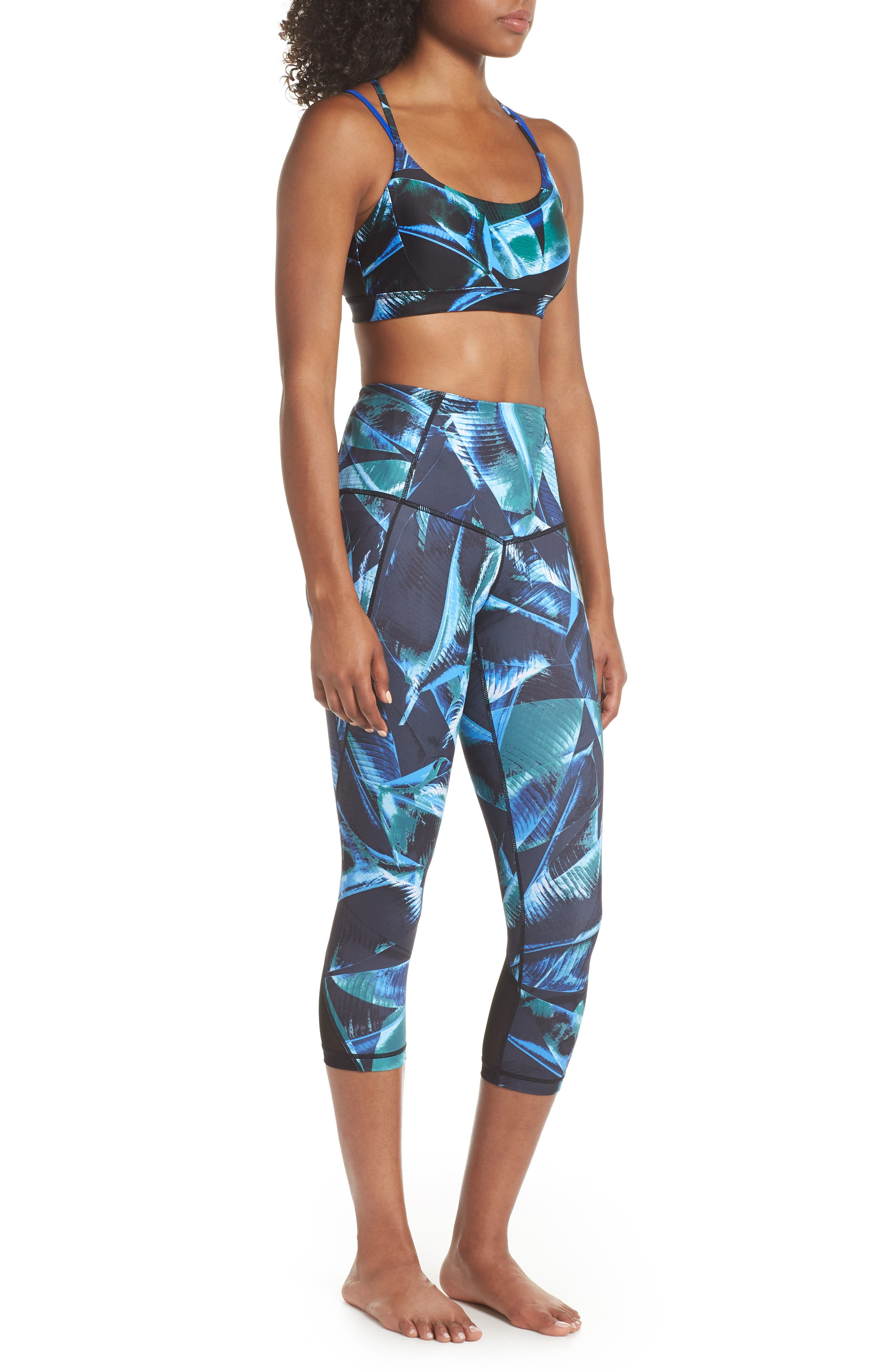 So Hot Print Sports Bra,                             Alternate thumbnail 10, color,                             310