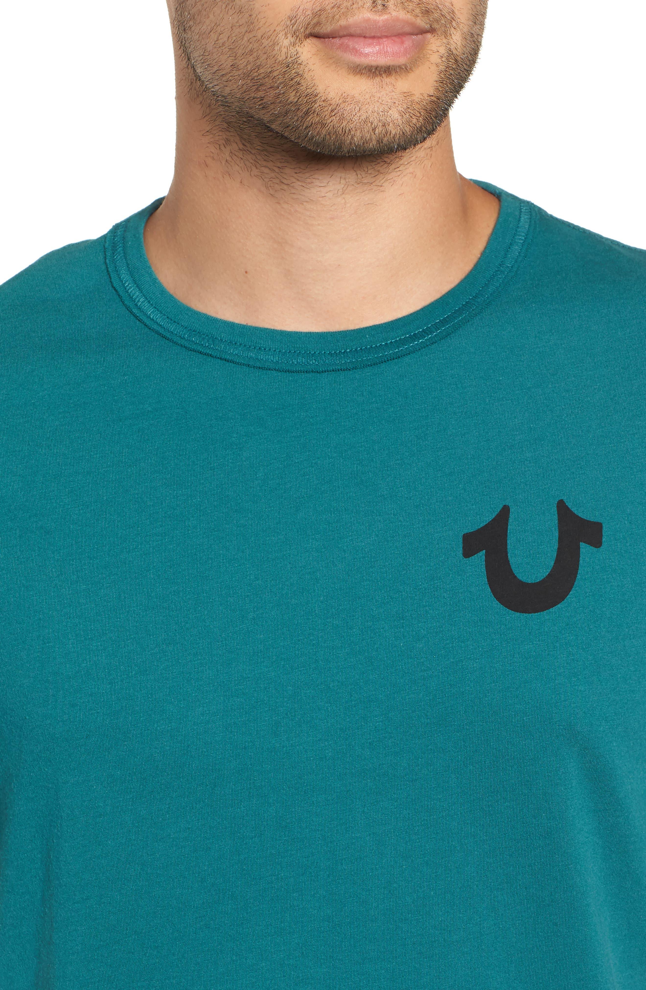 Capital T-Shirt,                             Alternate thumbnail 7, color,
