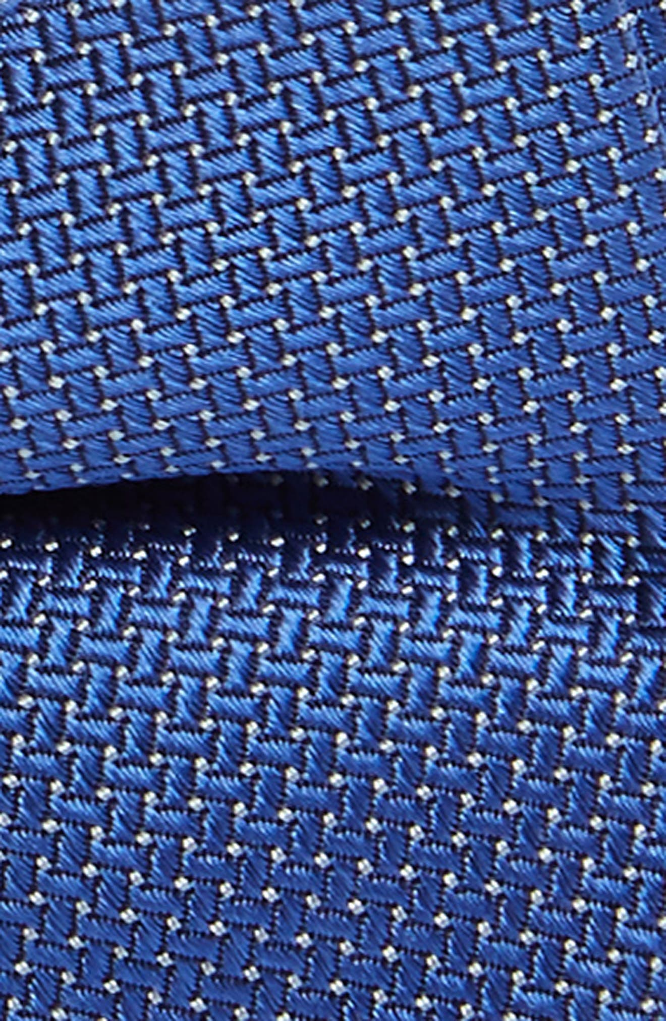 NORDSTROM,                             Theodore Silk Bow Tie,                             Alternate thumbnail 2, color,                             BLUE