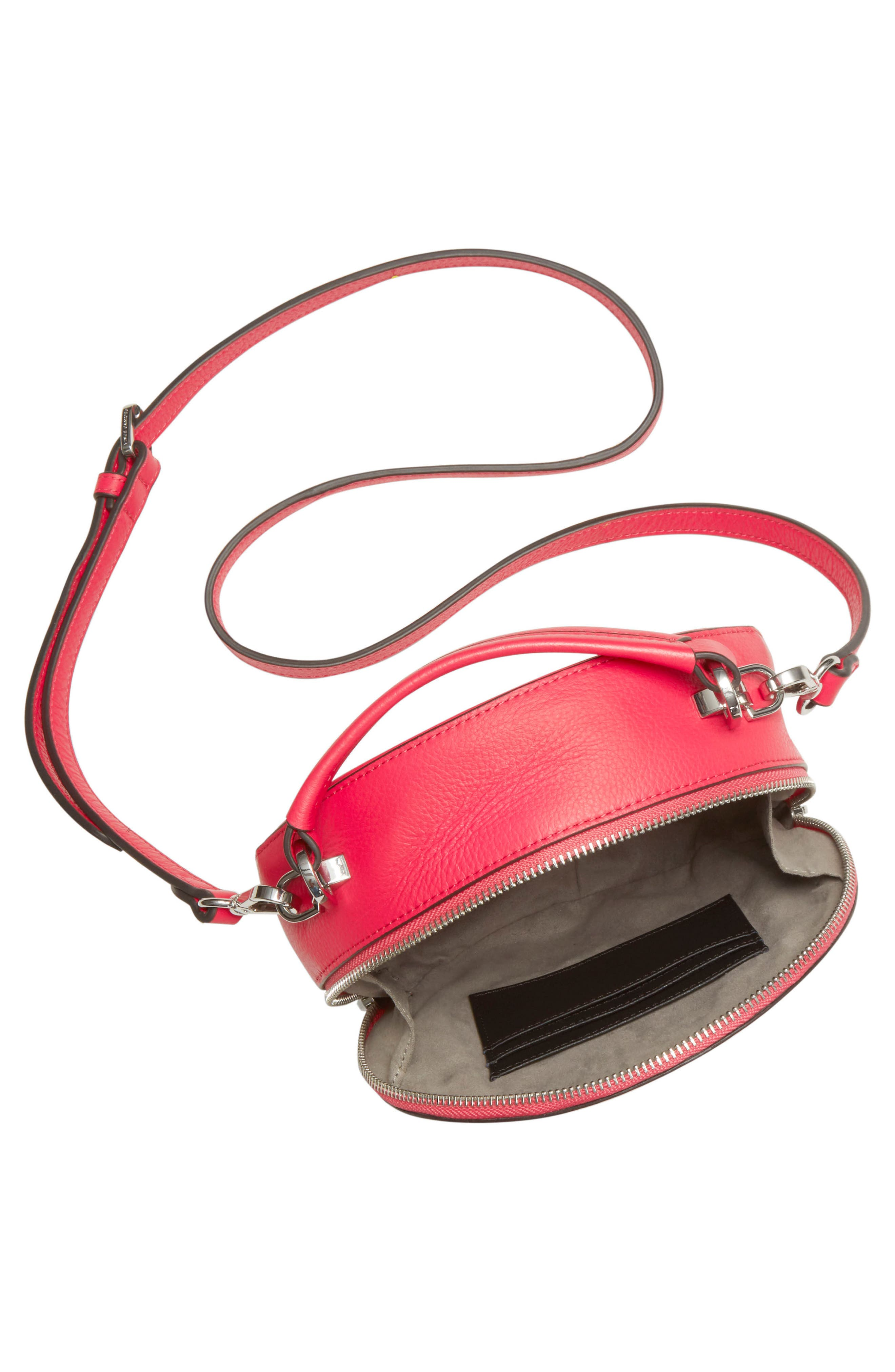 Bray Leather Crossbody Bag,                             Alternate thumbnail 15, color,